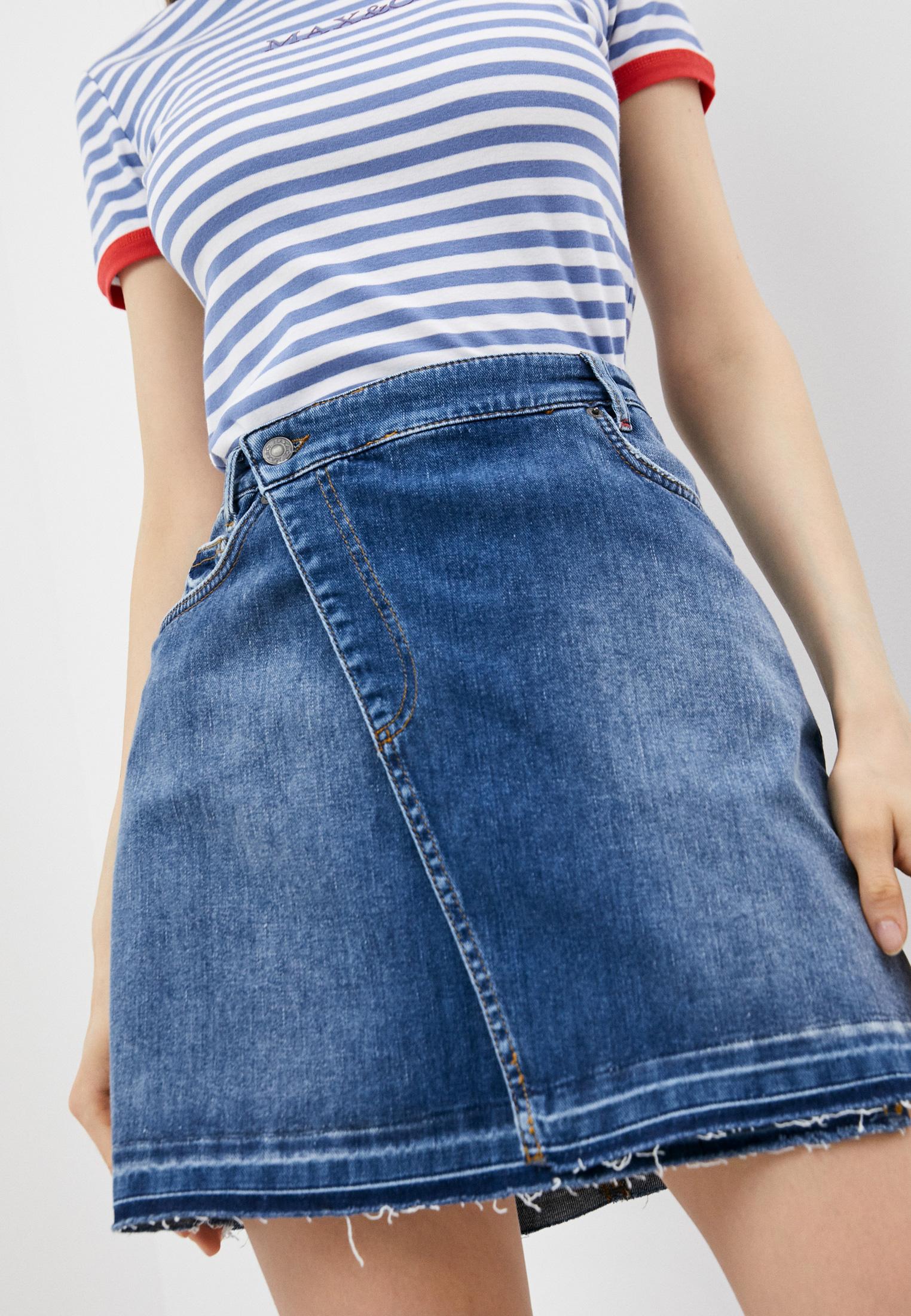 Джинсовая юбка MAX&Co 61010821