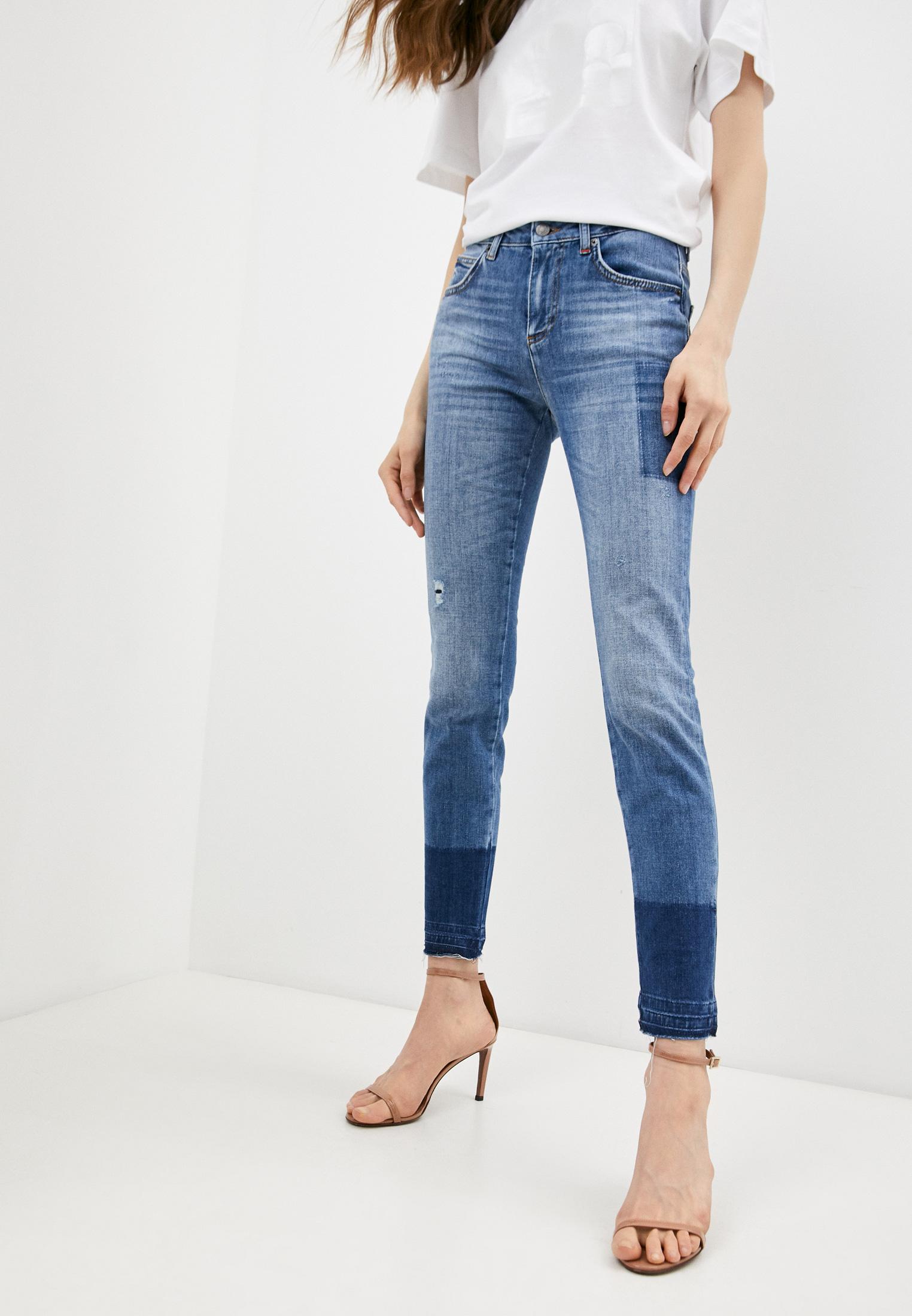 Зауженные джинсы MAX&Co 61811421
