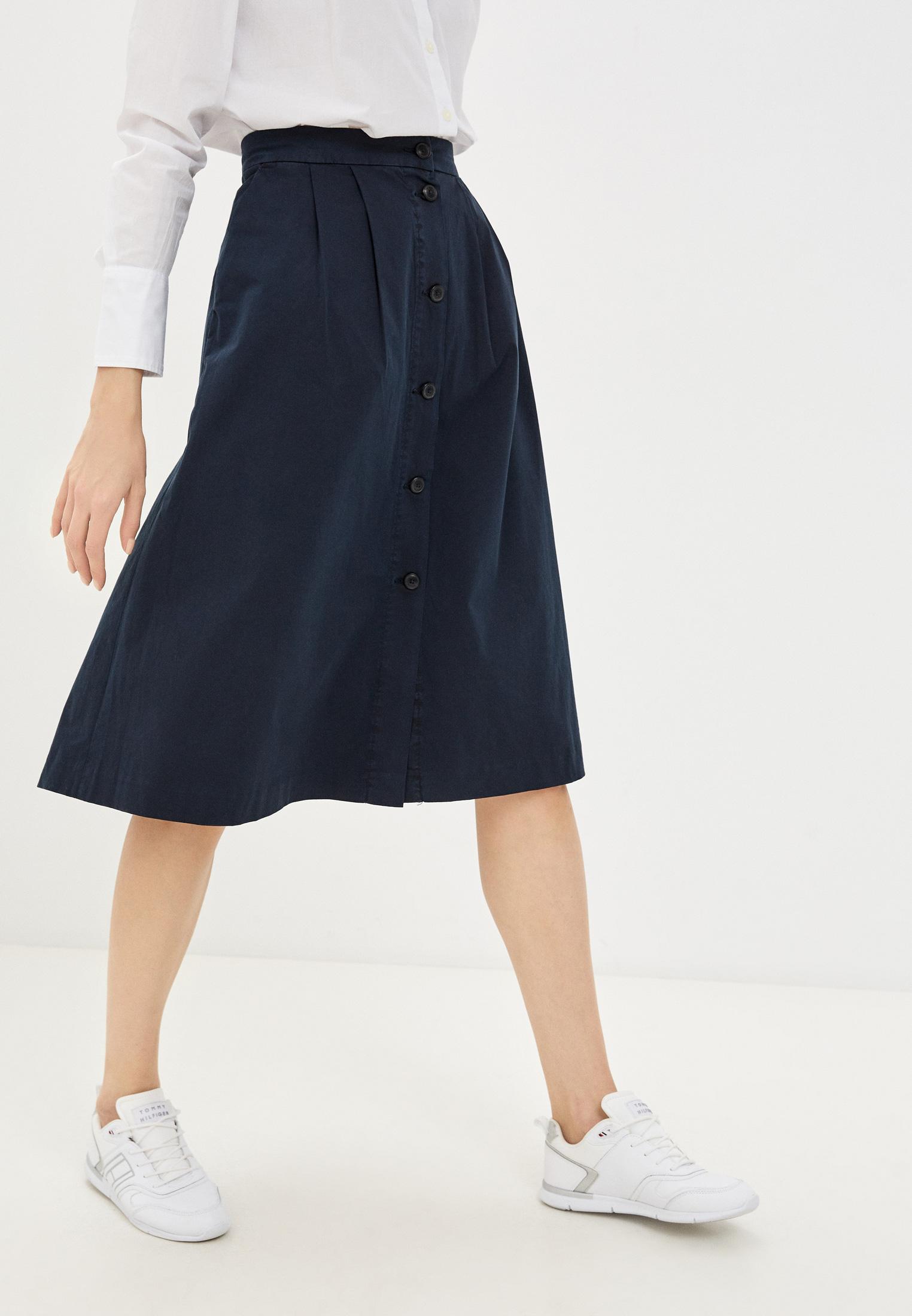Широкая юбка Tommy Hilfiger (Томми Хилфигер) Юбка Tommy Hilfiger