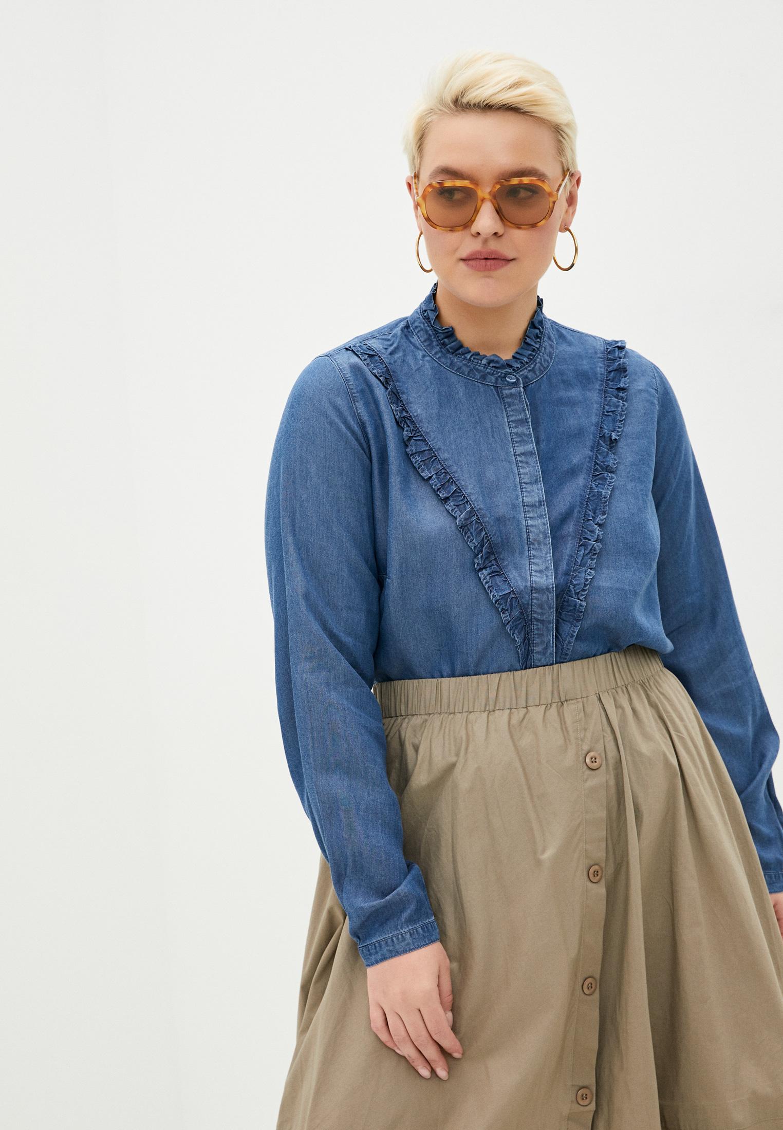 Блуза Vero Moda Curve 10243999