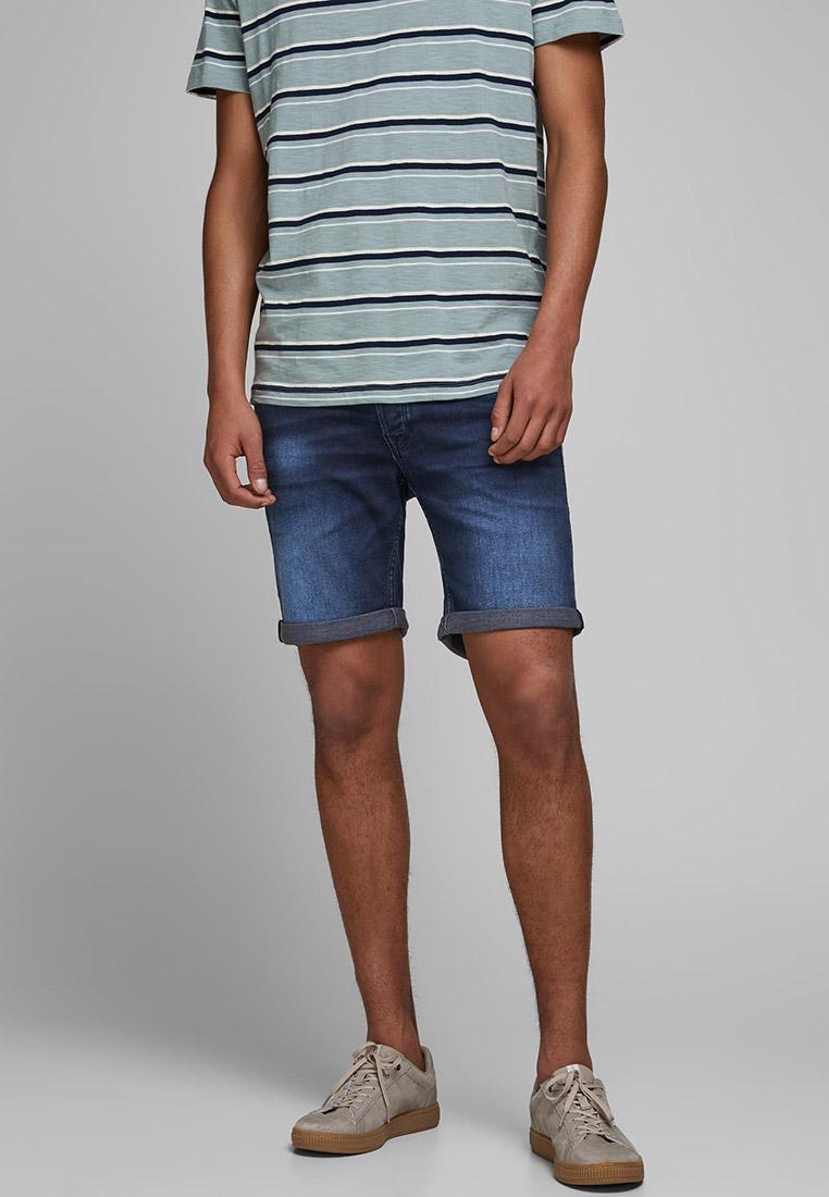 Мужские джинсовые шорты Jack & Jones (Джек Энд Джонс) 12170014