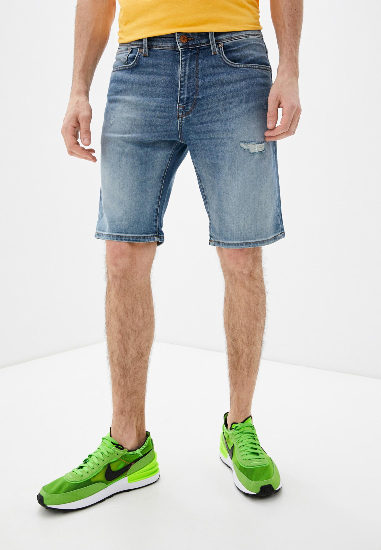 Мужские джинсовые шорты Selected Homme 16079614
