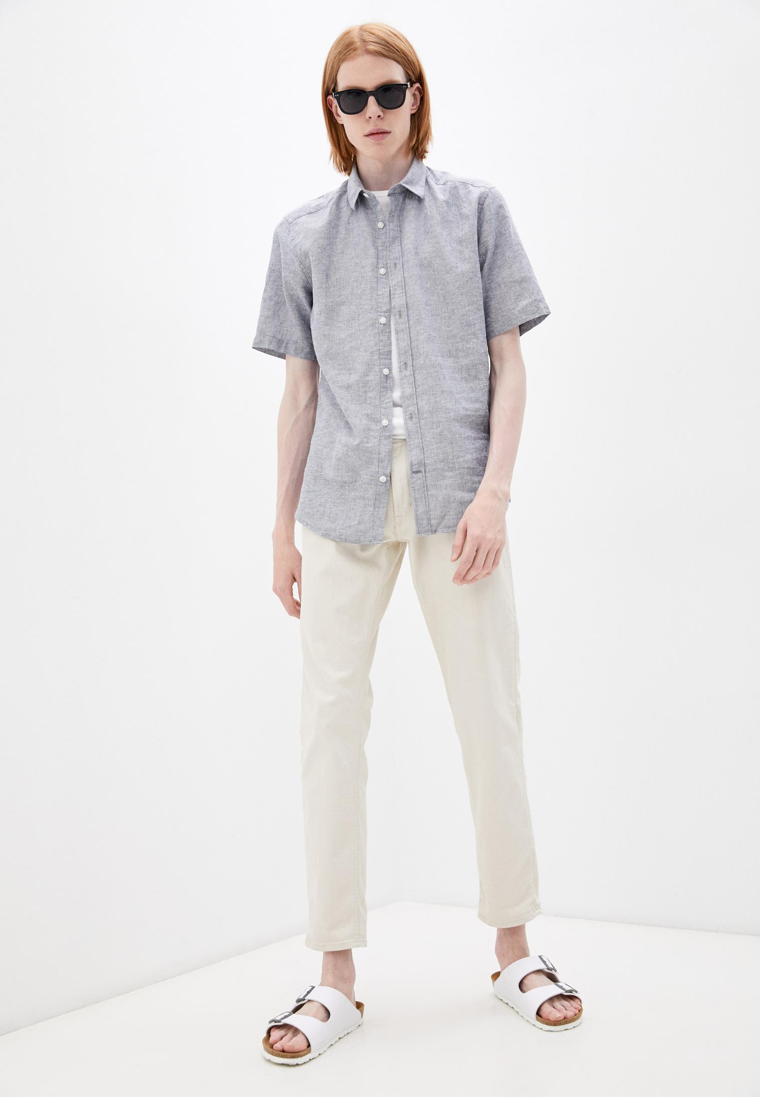 Рубашка с длинным рукавом Only & Sons (Онли Энд Санс) 22009885: изображение 6