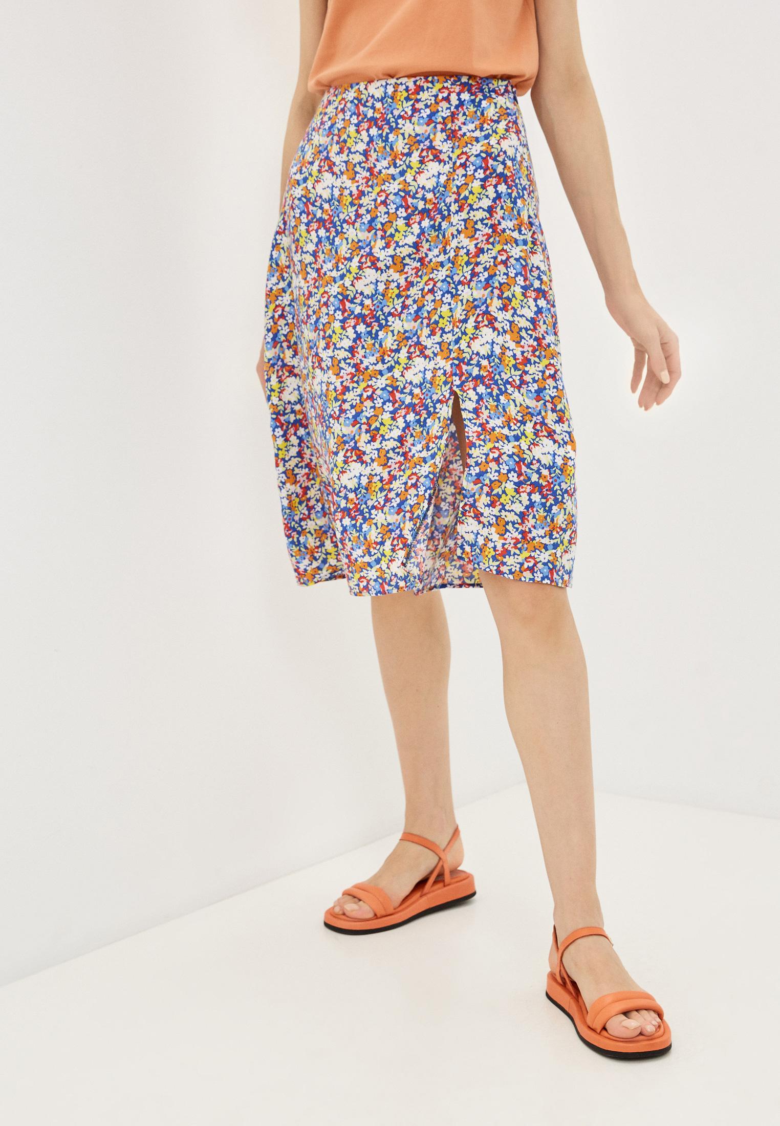 Широкая юбка Trendyol TWOSS21ET0412