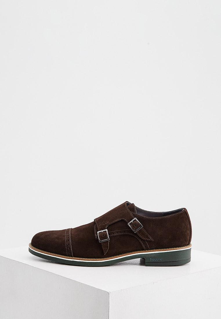 Мужские туфли Pollini SB10123G0AUD0301