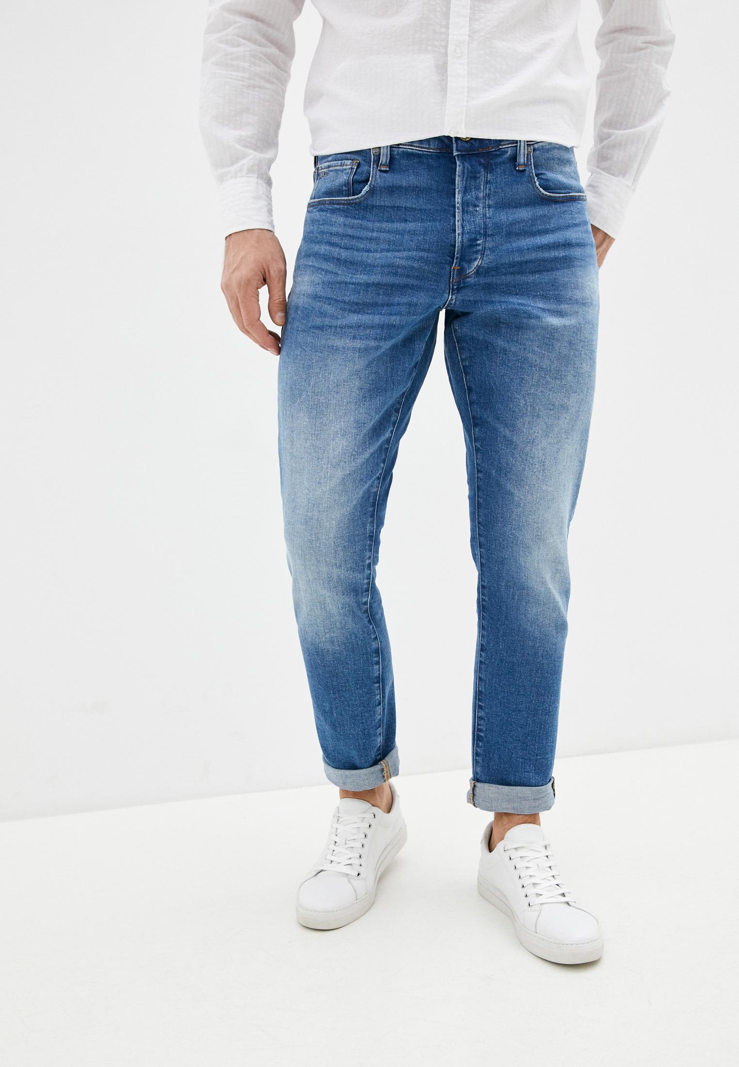 Зауженные джинсы G-Star 51003-B631