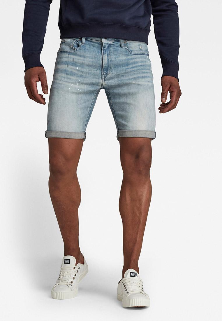 Мужские джинсовые шорты G-Star D17418-8968