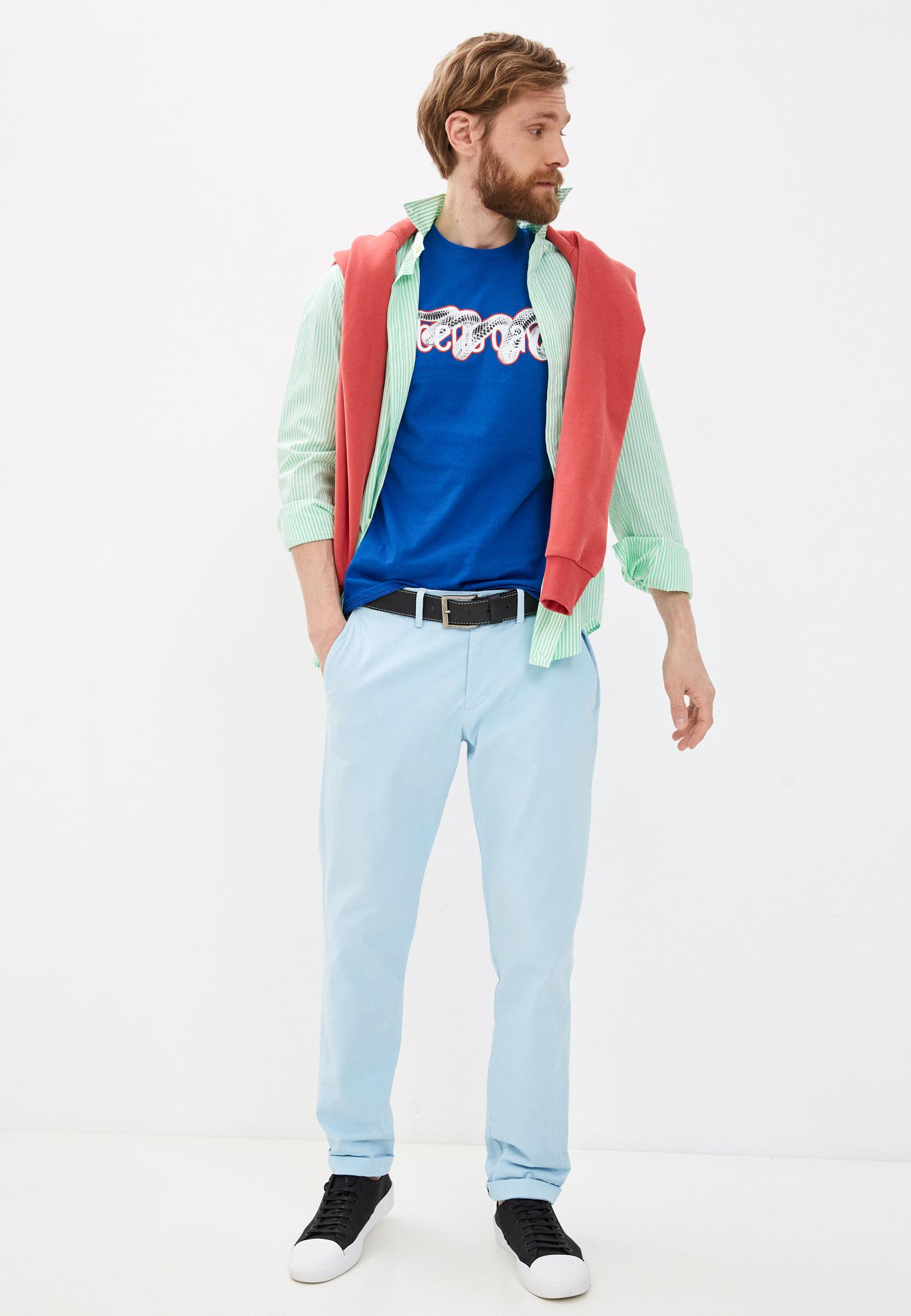 Мужская футболка Roberto Cavalli (Роберто Кавалли) GST655A027: изображение 3