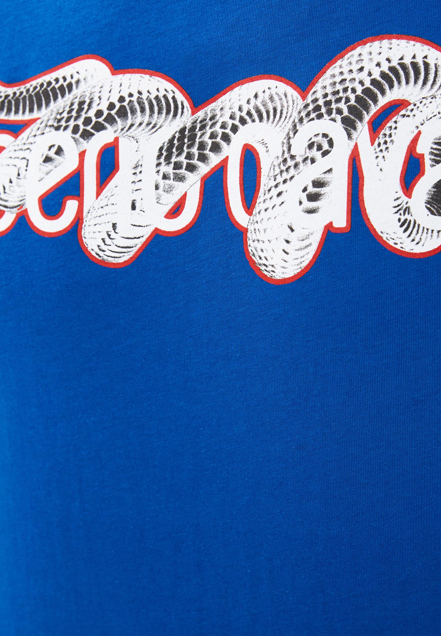 Мужская футболка Roberto Cavalli (Роберто Кавалли) GST655A027: изображение 5