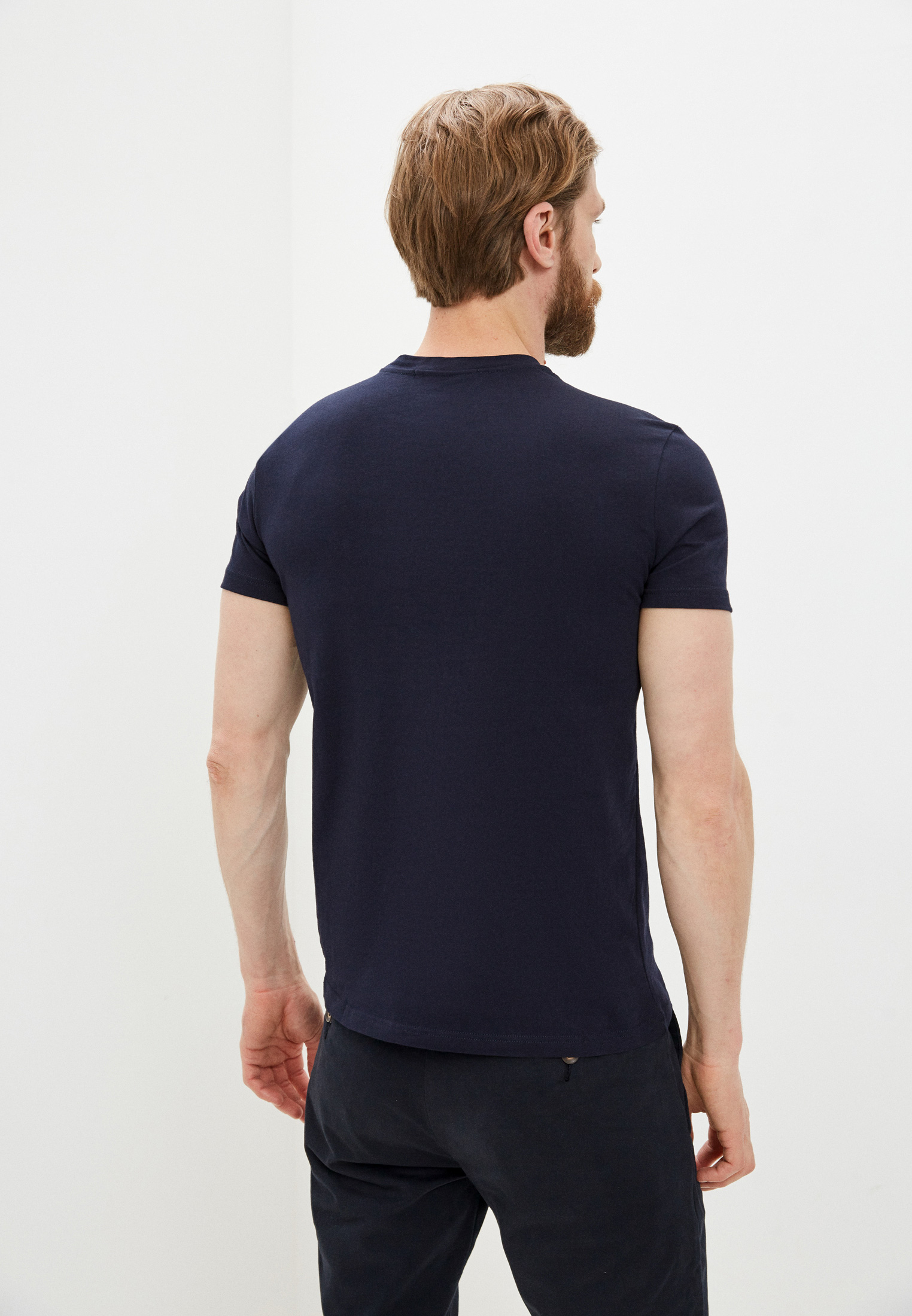 Мужская футболка Roberto Cavalli (Роберто Кавалли) GST655A027: изображение 9