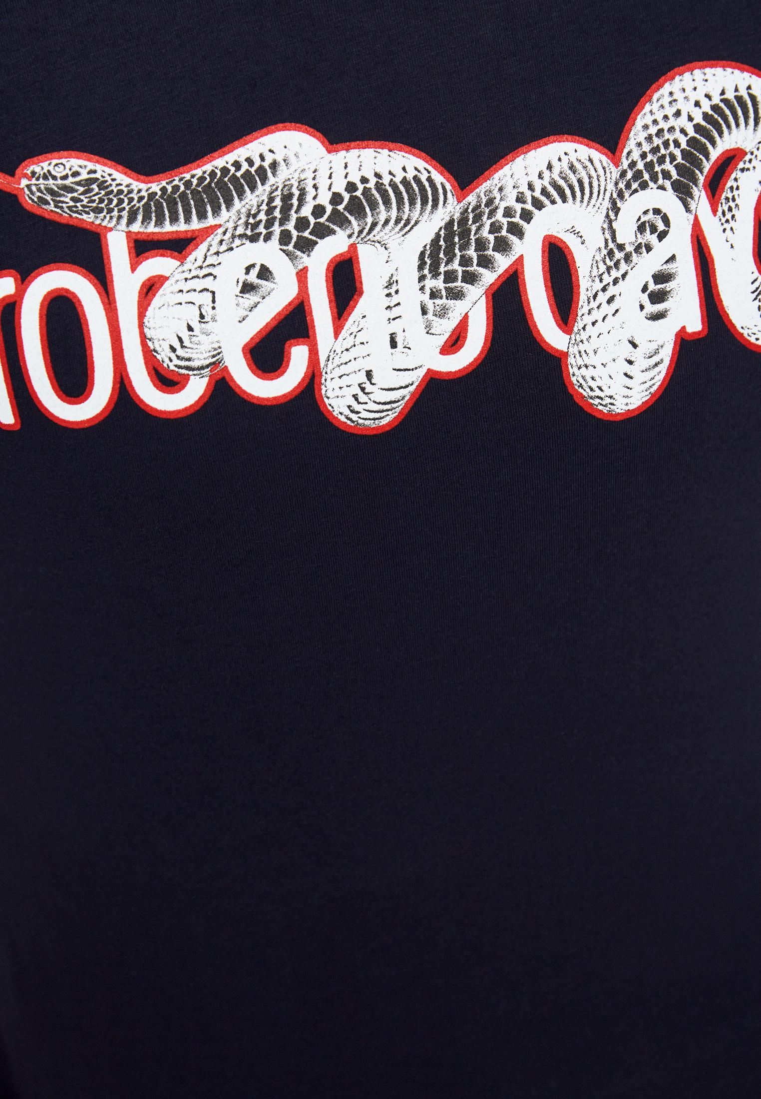 Мужская футболка Roberto Cavalli (Роберто Кавалли) GST655A027: изображение 10