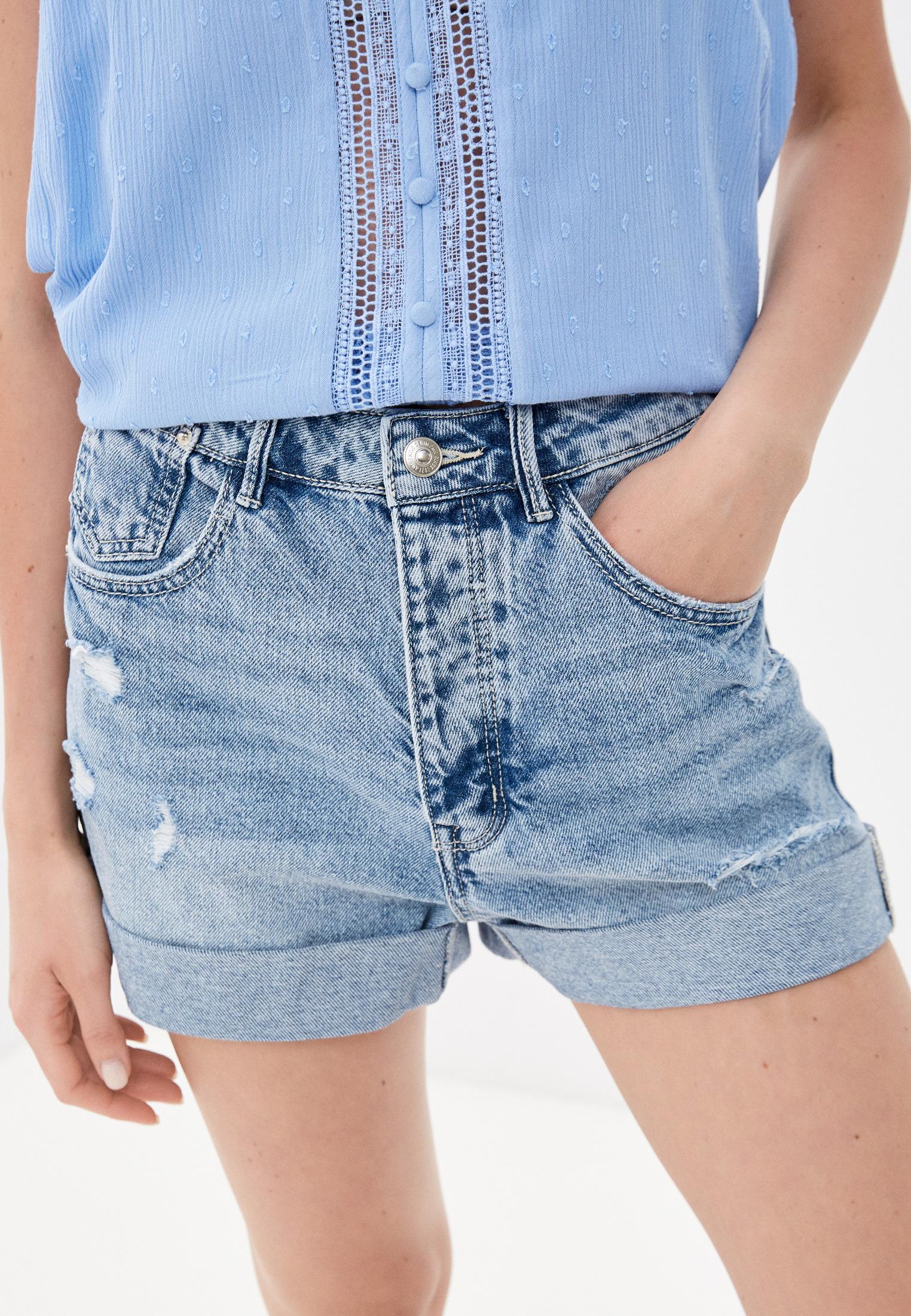 Женские джинсовые шорты Pimkie 141323