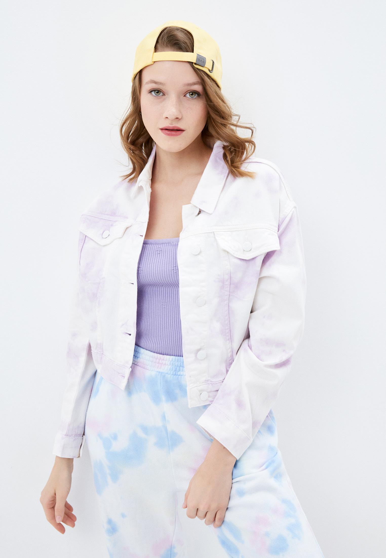 Джинсовая куртка Pimkie 323511