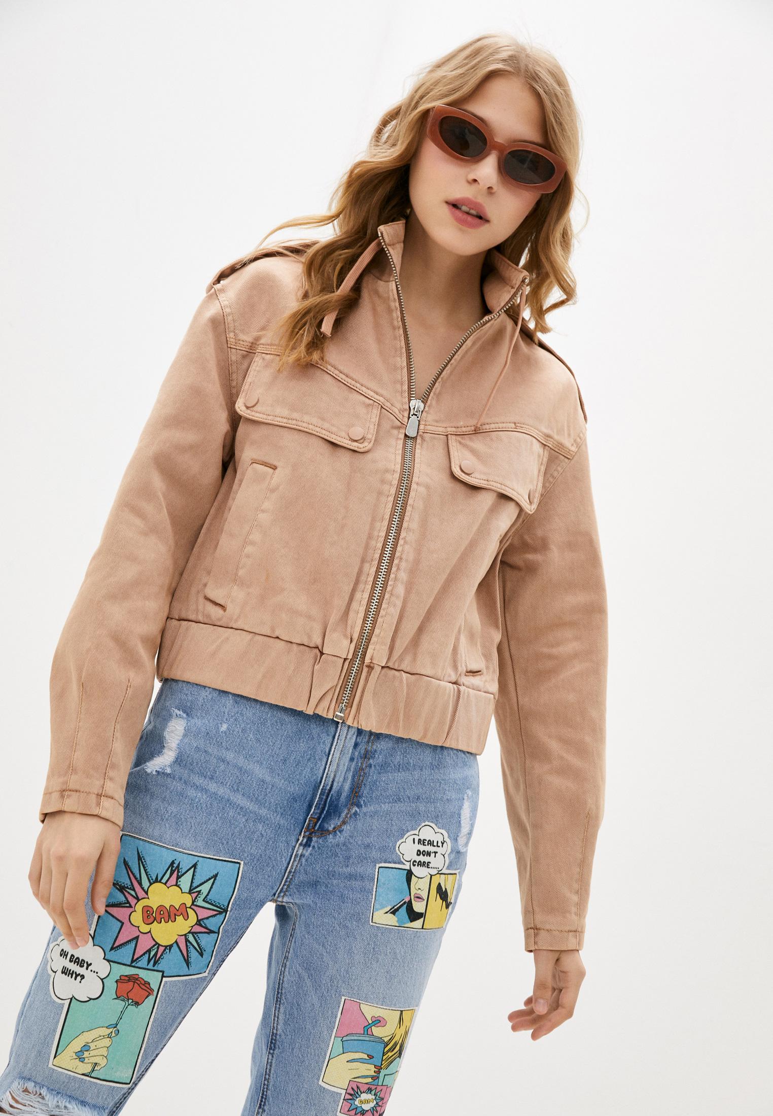 Джинсовая куртка Pimkie 323519