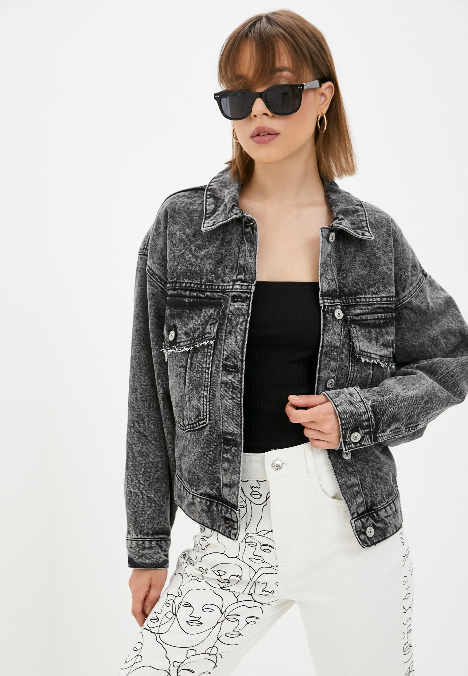Джинсовая куртка Pimkie Куртка джинсовая Pimkie