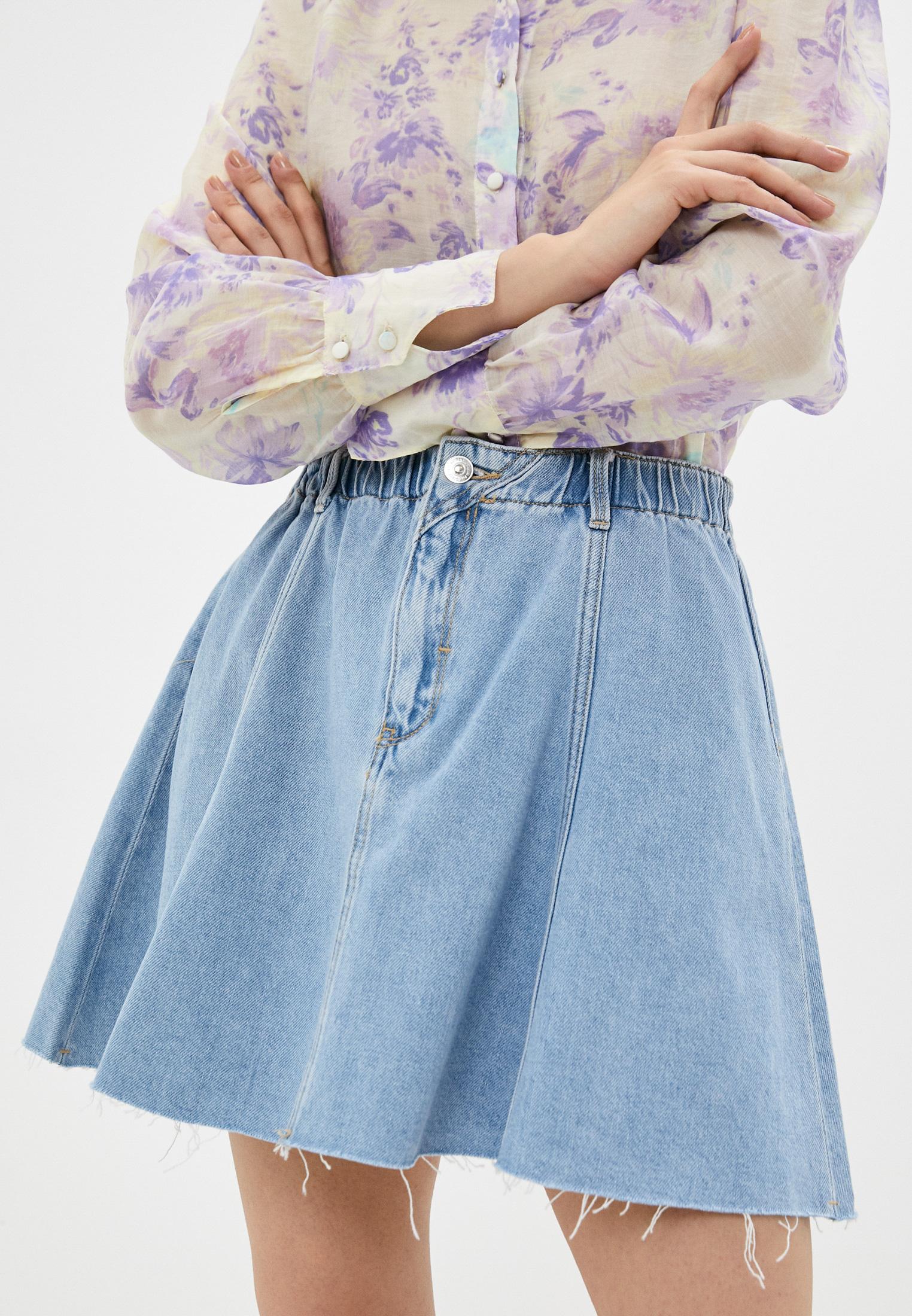 Джинсовая юбка Pimkie 690792