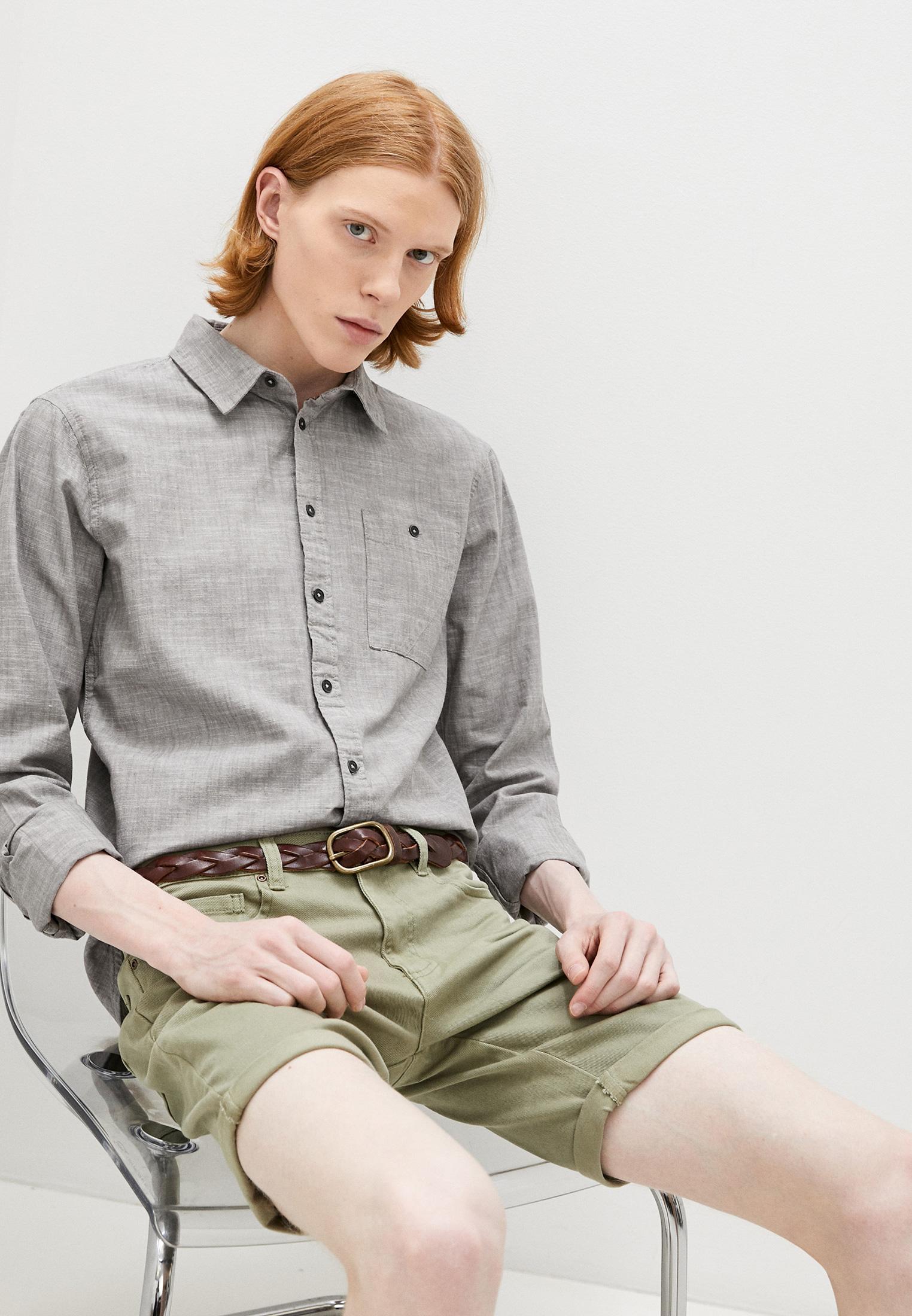 Рубашка с длинным рукавом Blend (Бленд) 20712175
