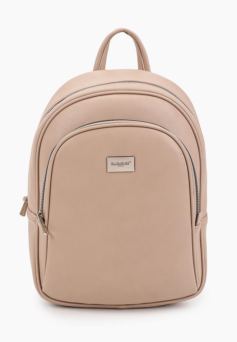 Городской рюкзак David Jones (Дэвид Джонс) CM6010_кэмел