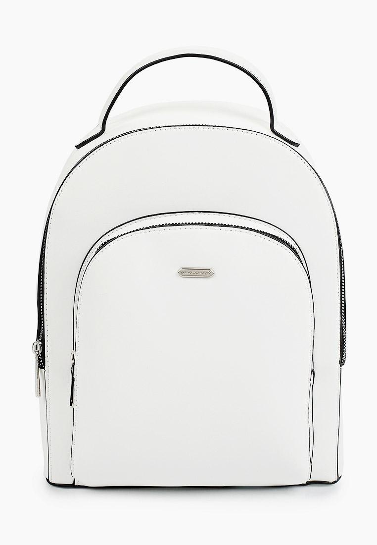 Городской рюкзак David Jones (Дэвид Джонс) CM6104_белый