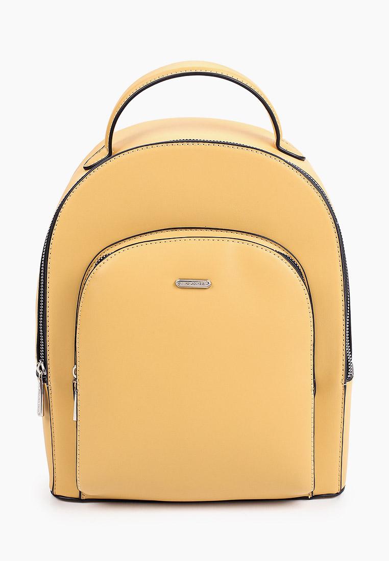 Городской рюкзак David Jones (Дэвид Джонс) CM6104_желтый