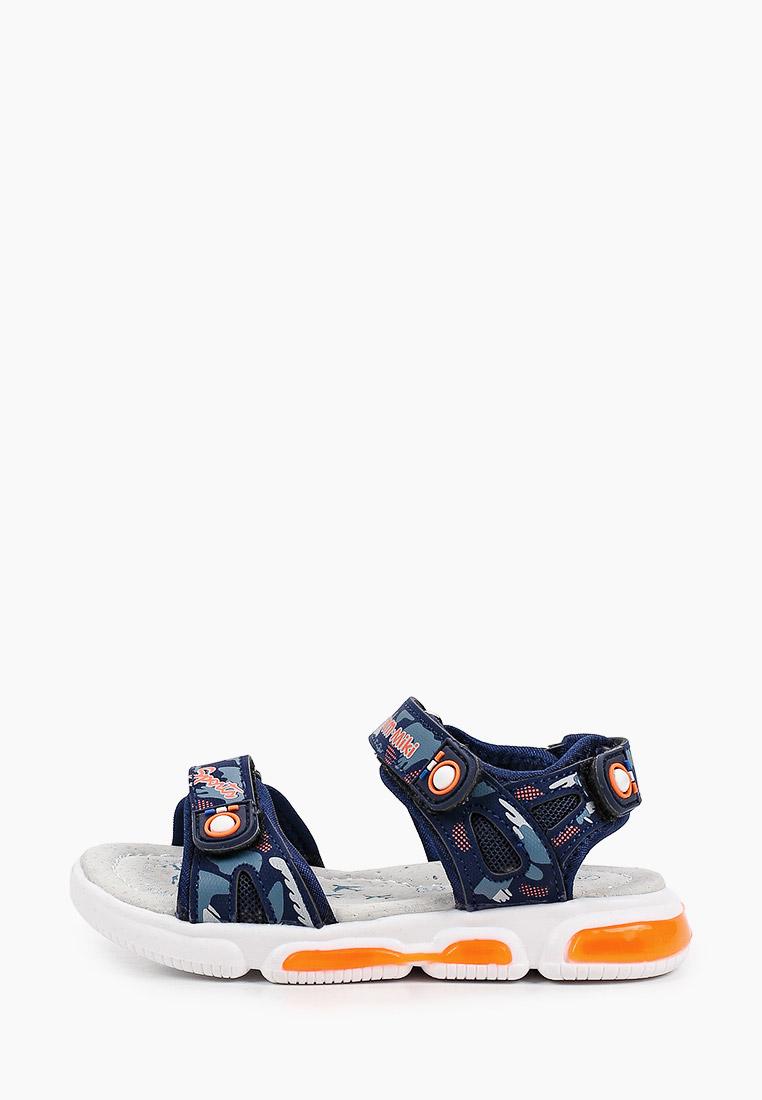 Сандалии для мальчиков TOM MIKI B-9038-U: изображение 1