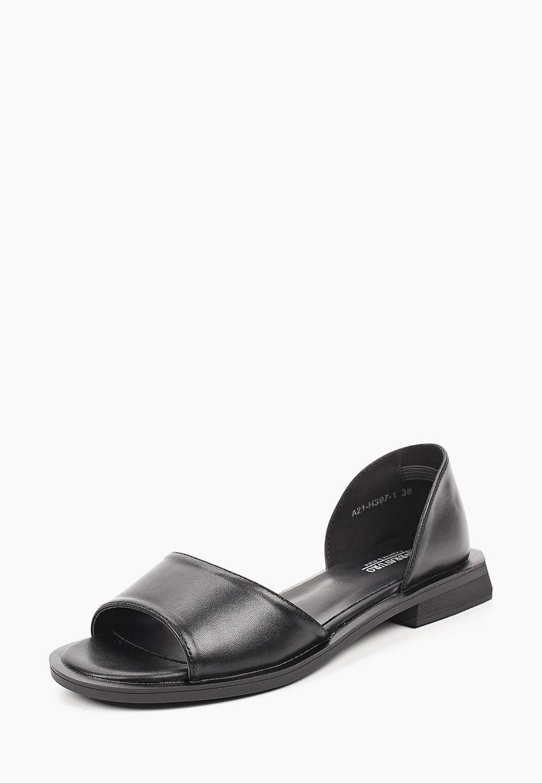Женские сандалии Rita Bravuro A21-H397-1: изображение 2