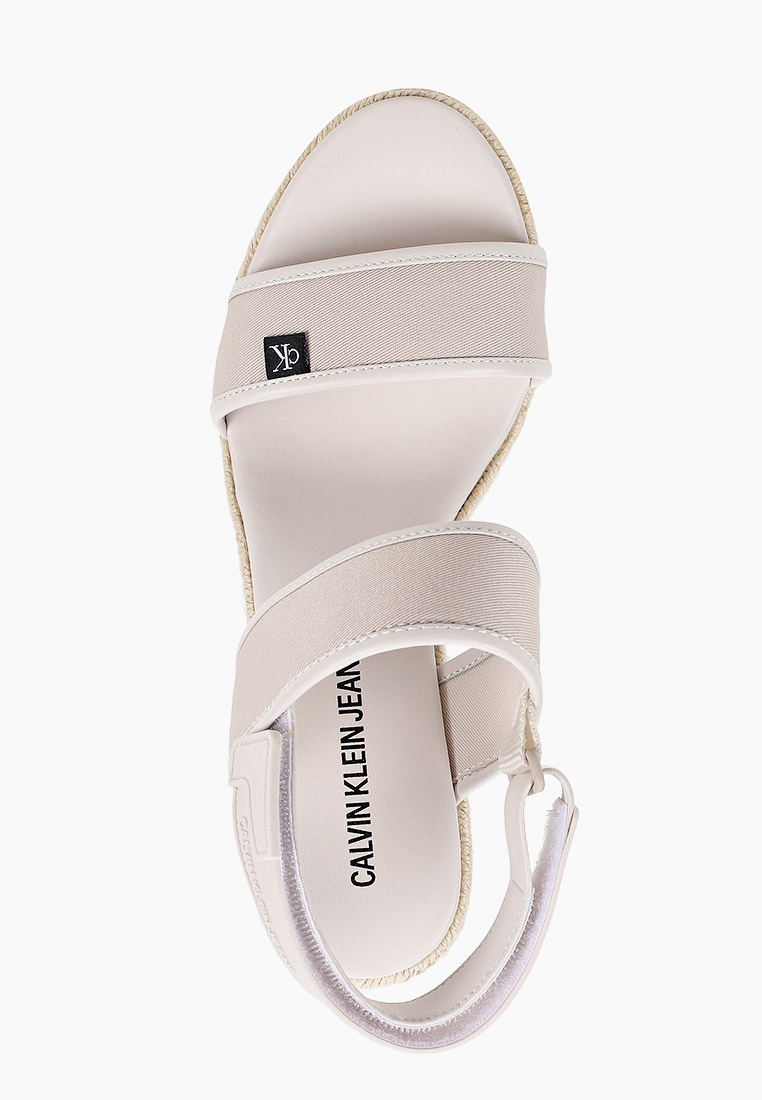 Женские босоножки Calvin Klein Jeans YW0YW00034: изображение 4