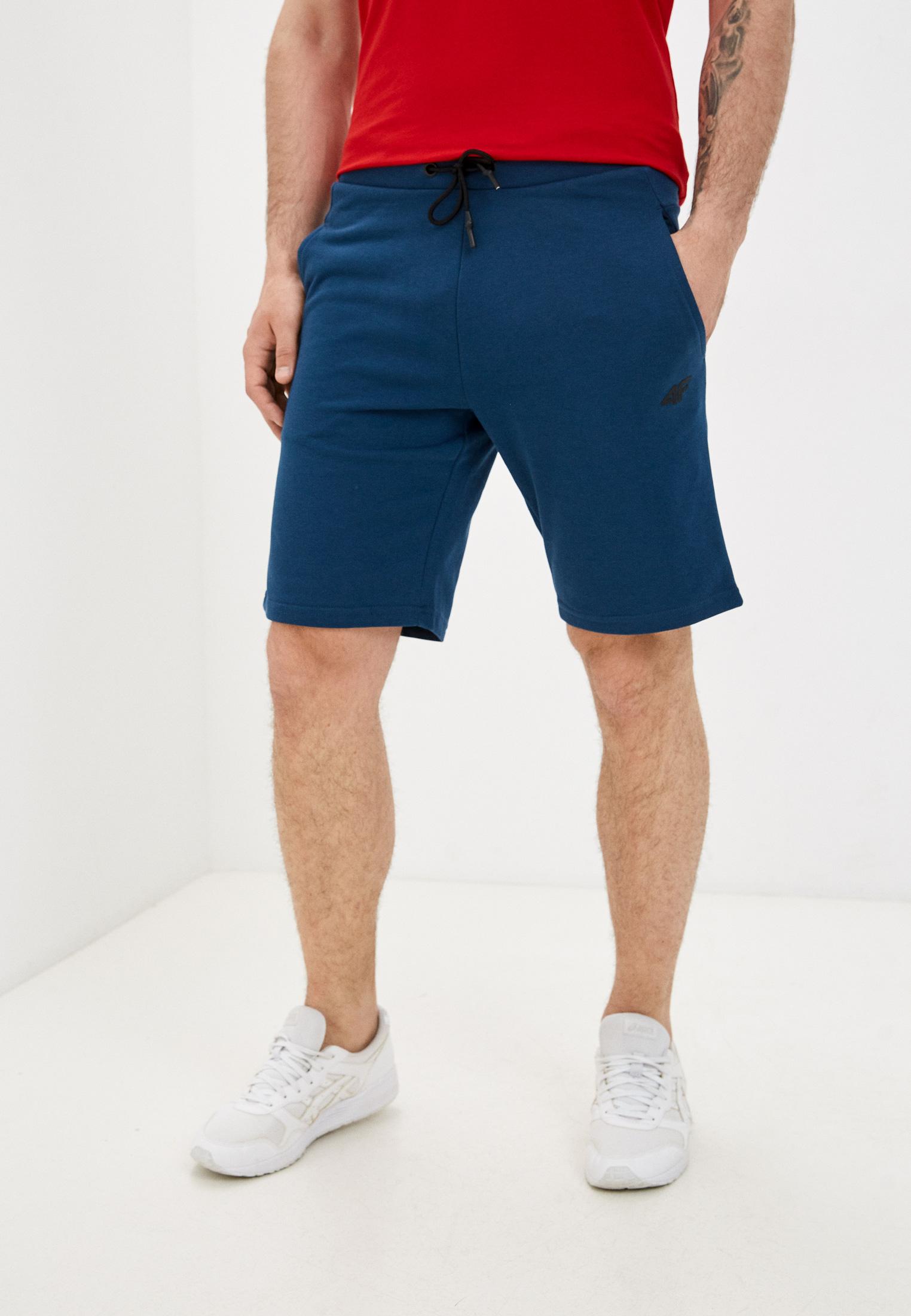 Мужские спортивные шорты 4F (4Ф) H4L21-SKMD014