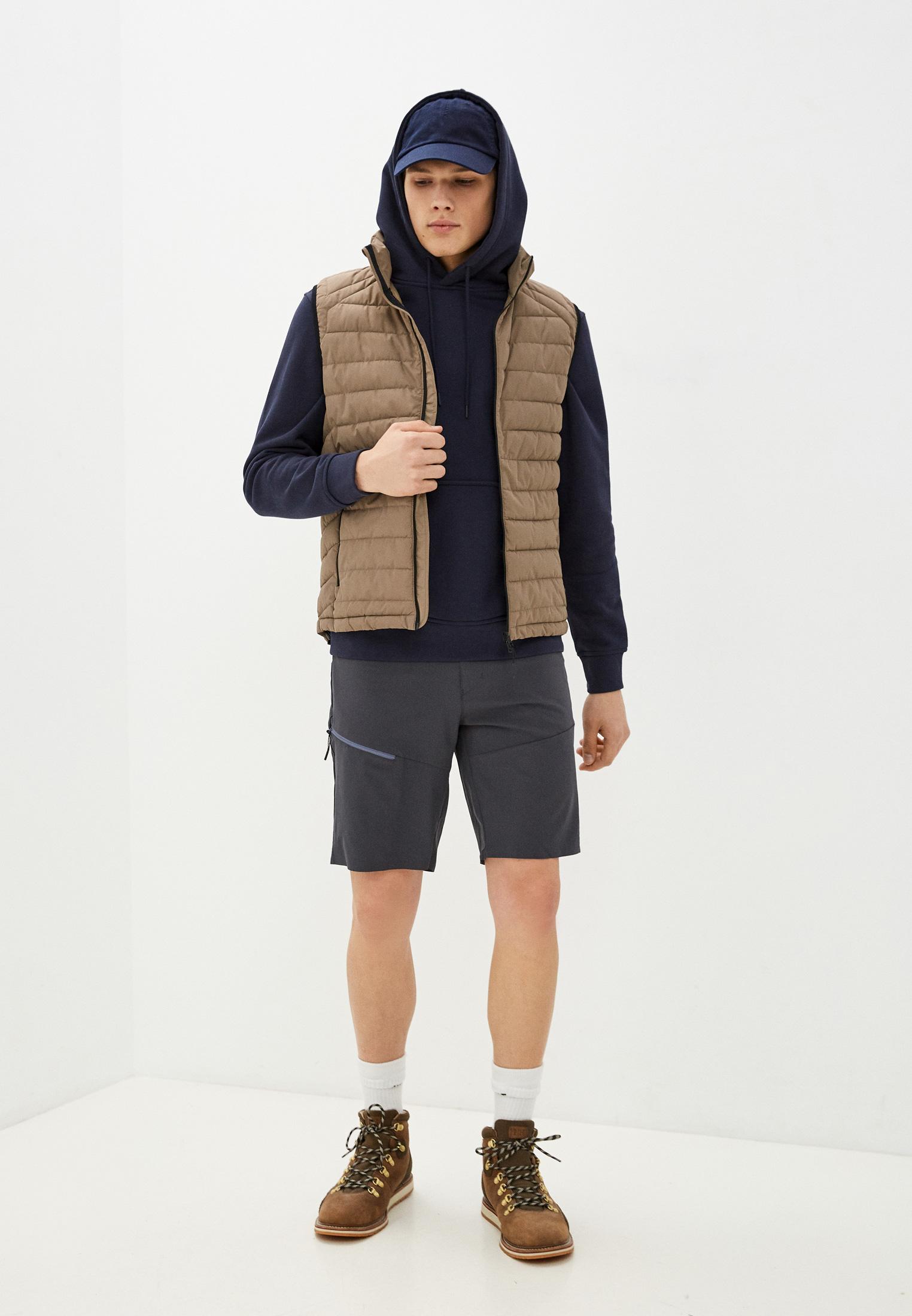 Мужские спортивные шорты 4F (4Ф) H4L21-SKMF060: изображение 2