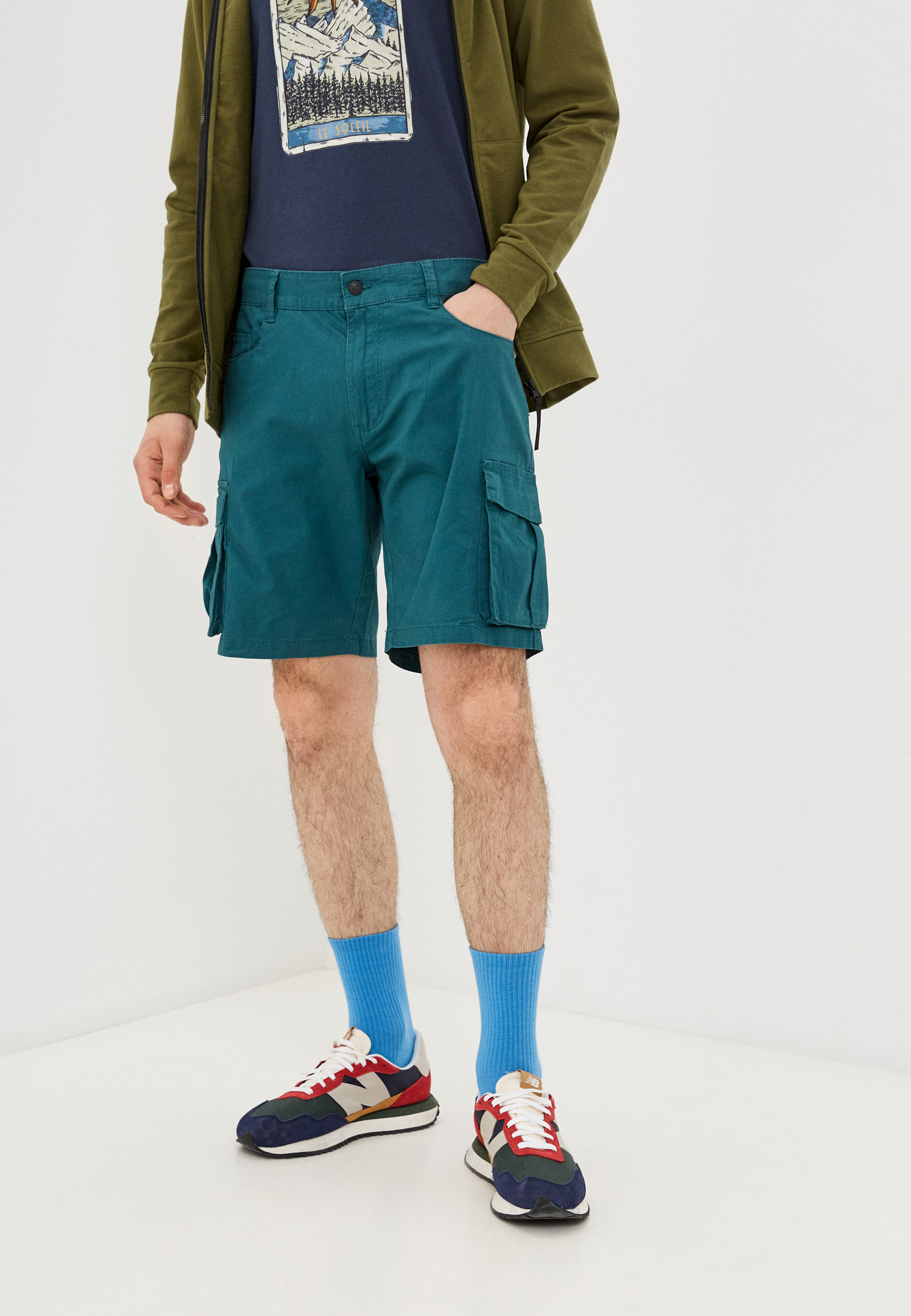 Мужские спортивные шорты Outhorn Шорты Outhorn