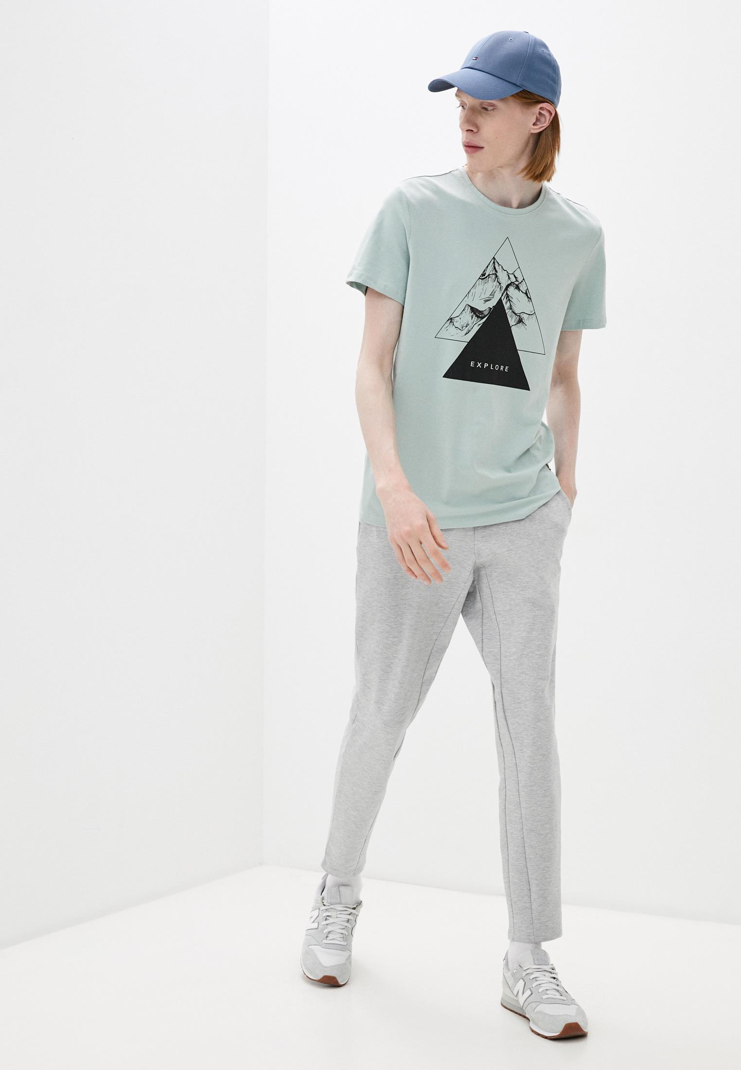 Мужские спортивные брюки Outhorn HOL21-SPMD610: изображение 2