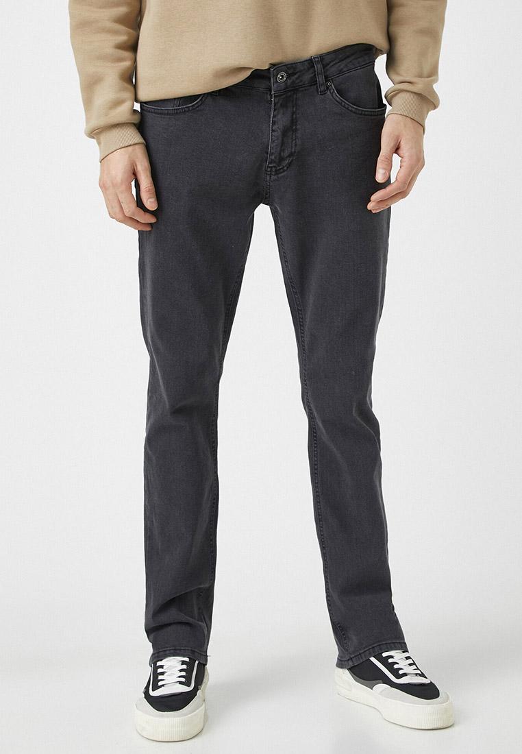 Мужские прямые джинсы Koton 1YAM43048LD
