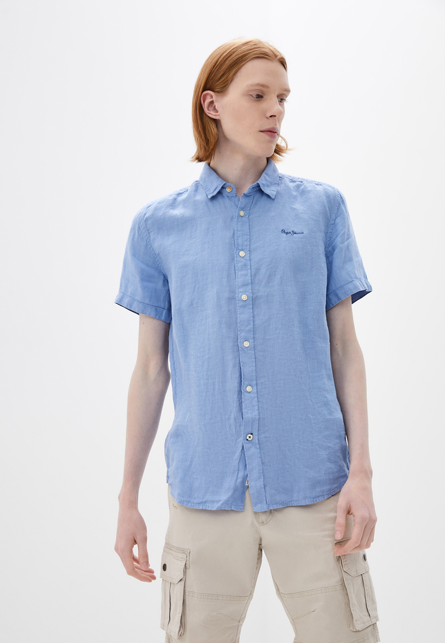 Рубашка с длинным рукавом Pepe Jeans (Пепе Джинс) PM307057