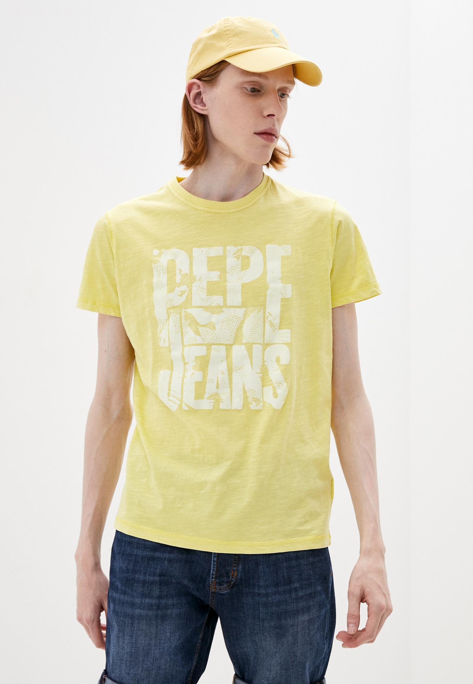 Футболка с коротким рукавом Pepe Jeans (Пепе Джинс) PM507777