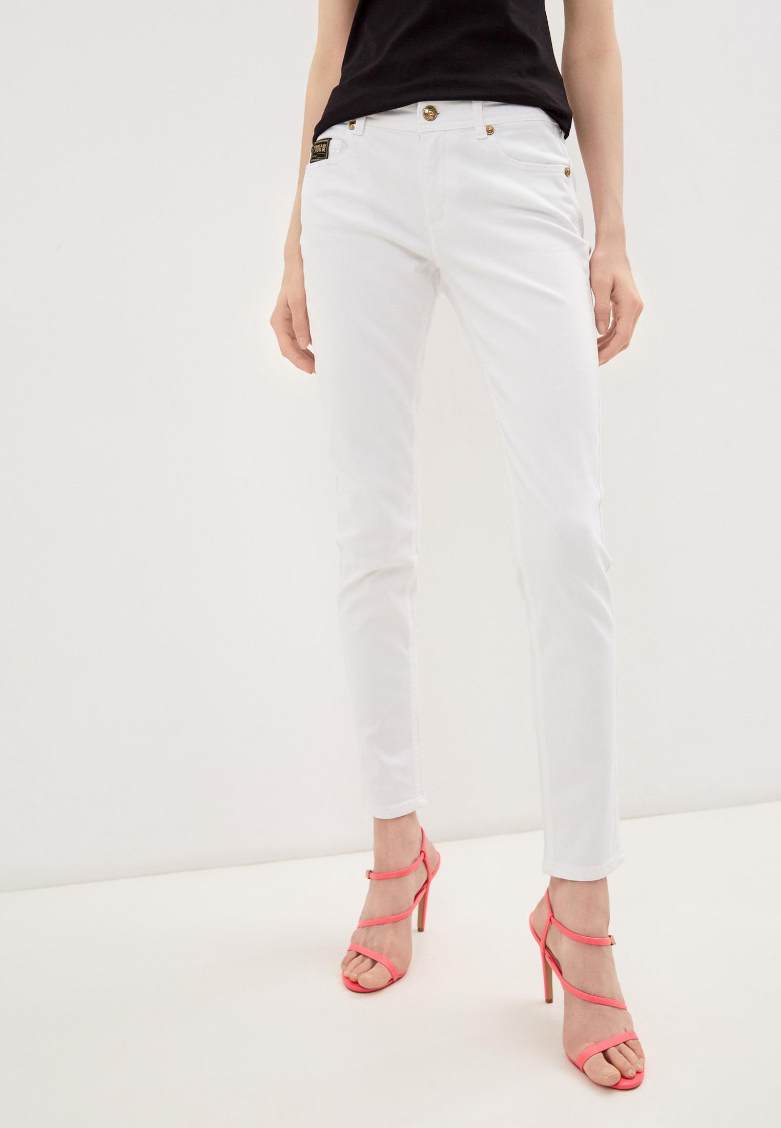 Зауженные джинсы Versace Jeans Couture A1HWA0K560501