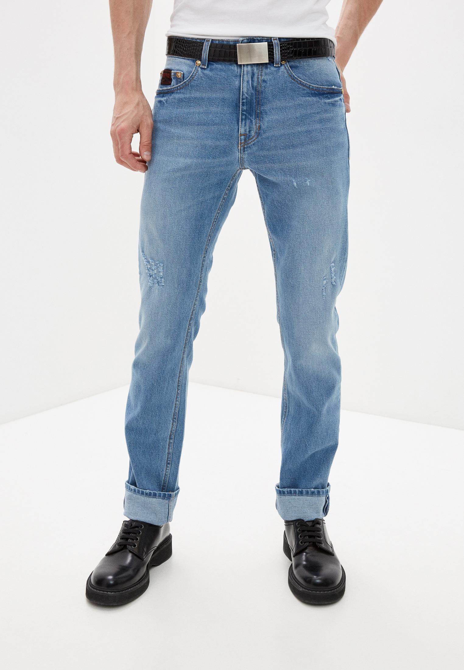 Зауженные джинсы Versace Jeans Couture A2GWA0S5AR884