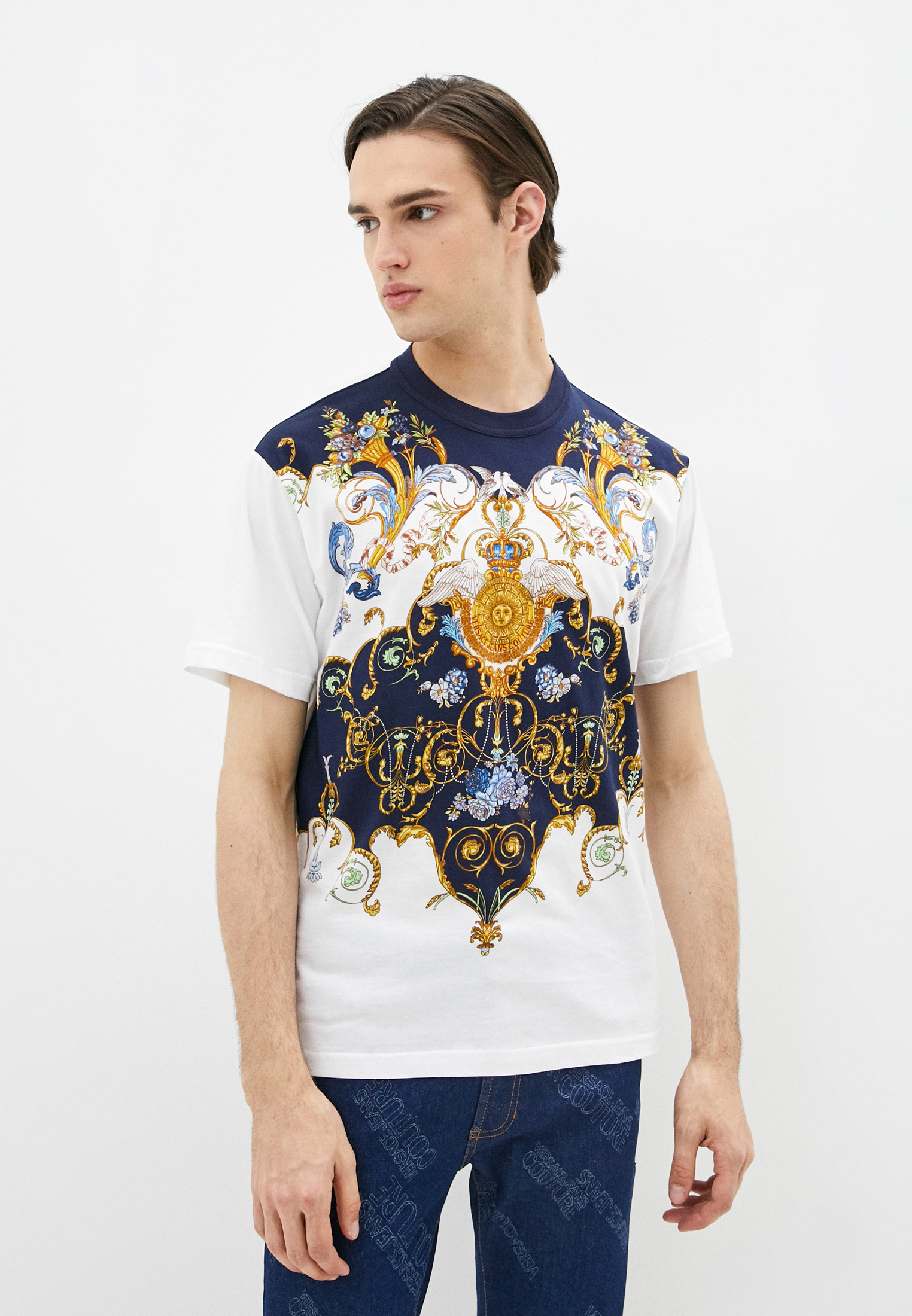 Футболка Versace Jeans Couture B3GWA7R011620