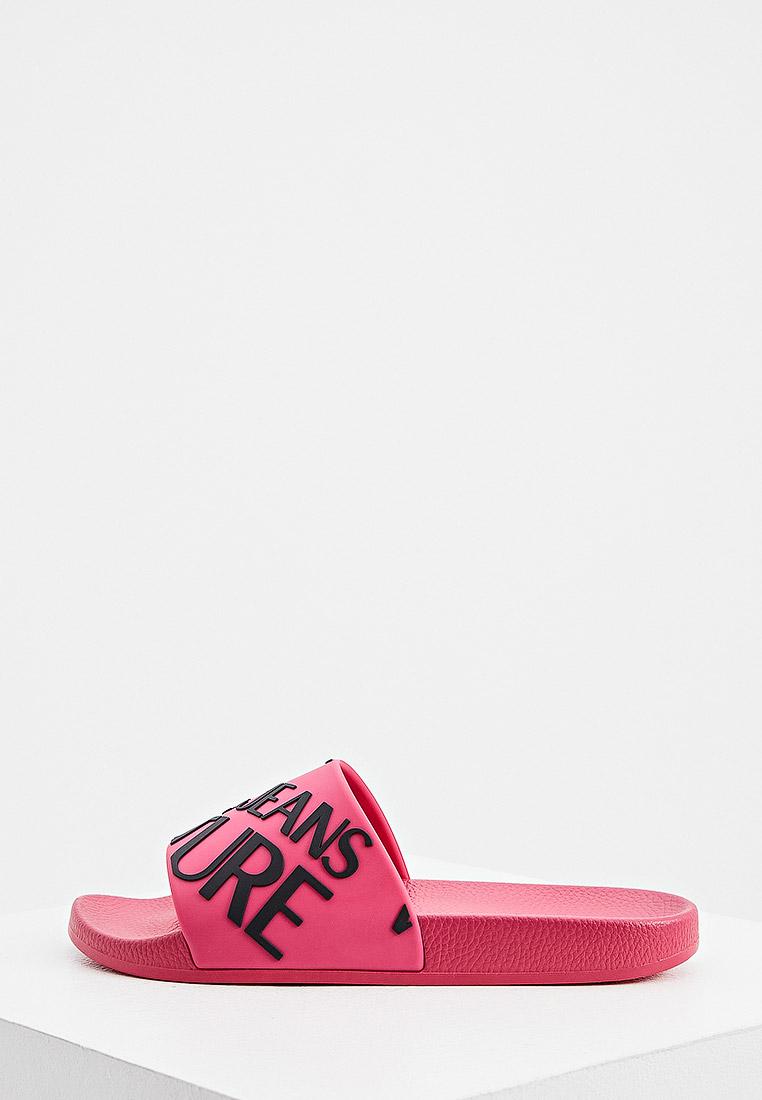 Женские сланцы Versace Jeans Couture E0VWASQ171352