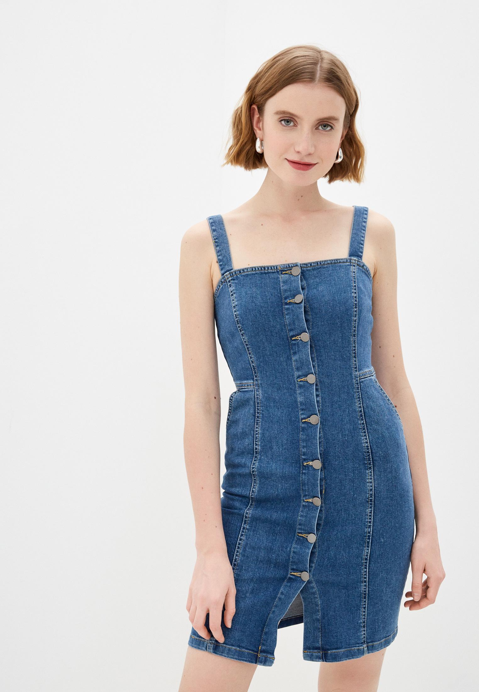 Платье adL Платье джинсовое adL