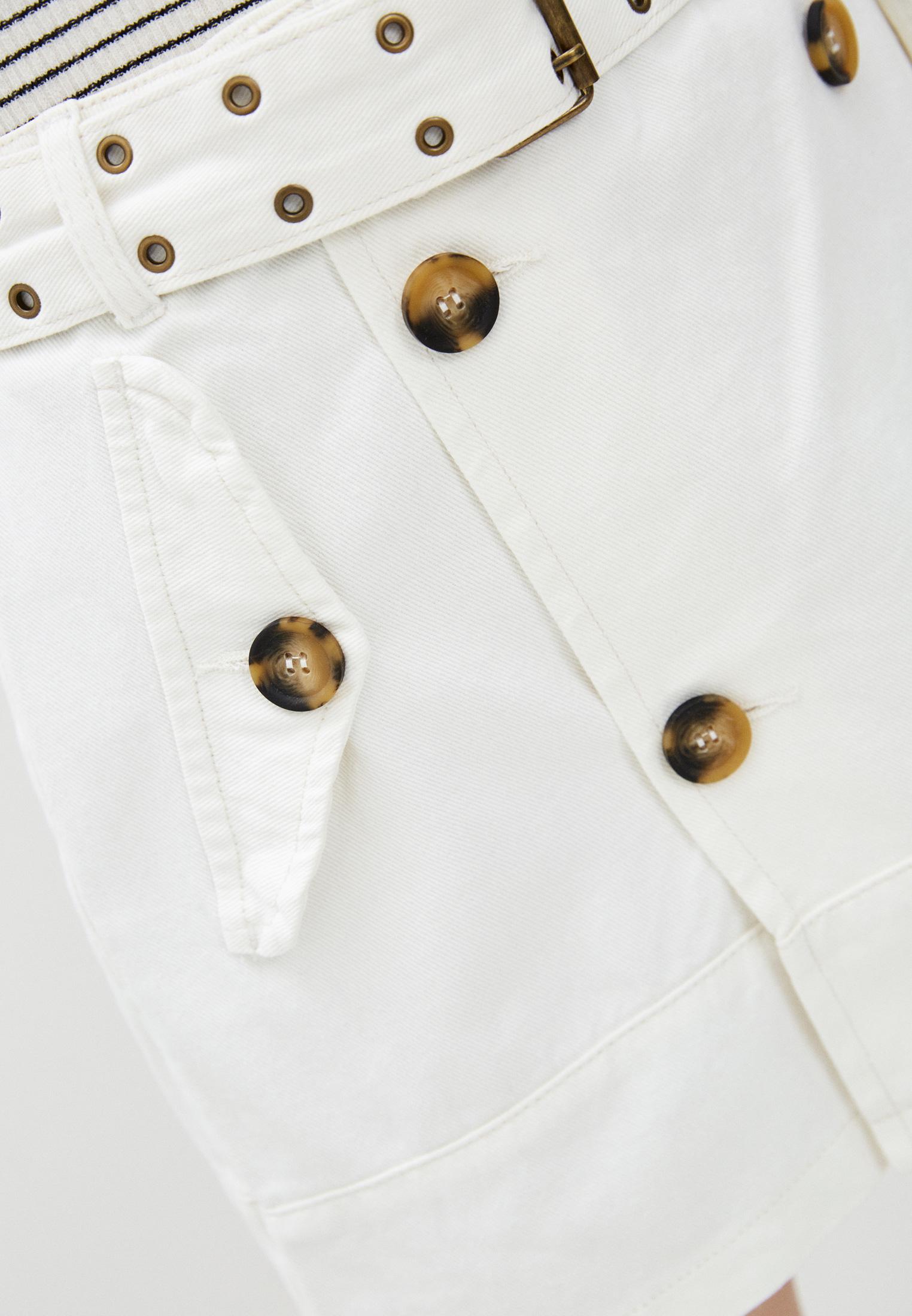 Джинсовая юбка adL 12739786000: изображение 4
