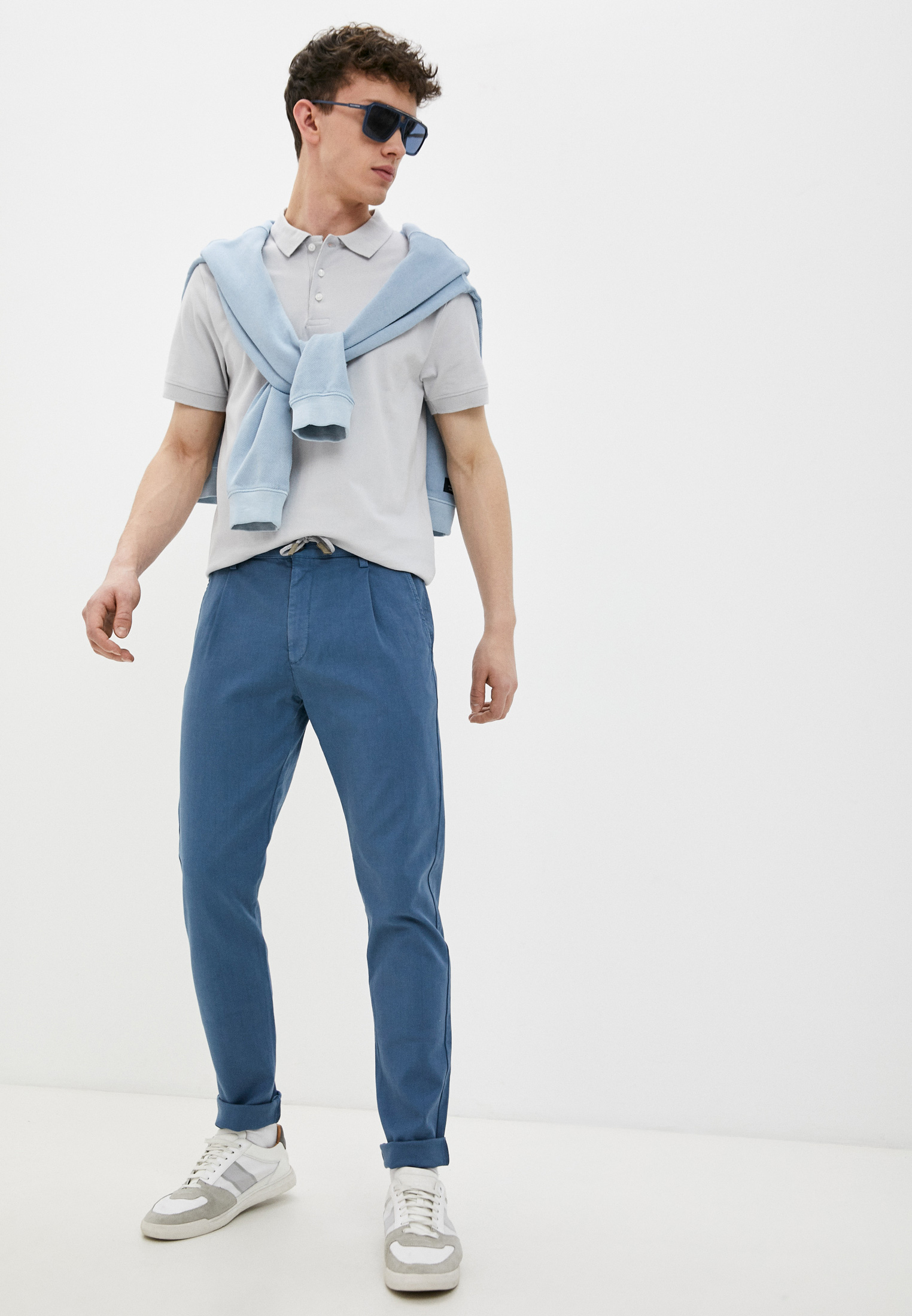 Мужские брюки ELEVENTY C70PANC01-TET0C028: изображение 3