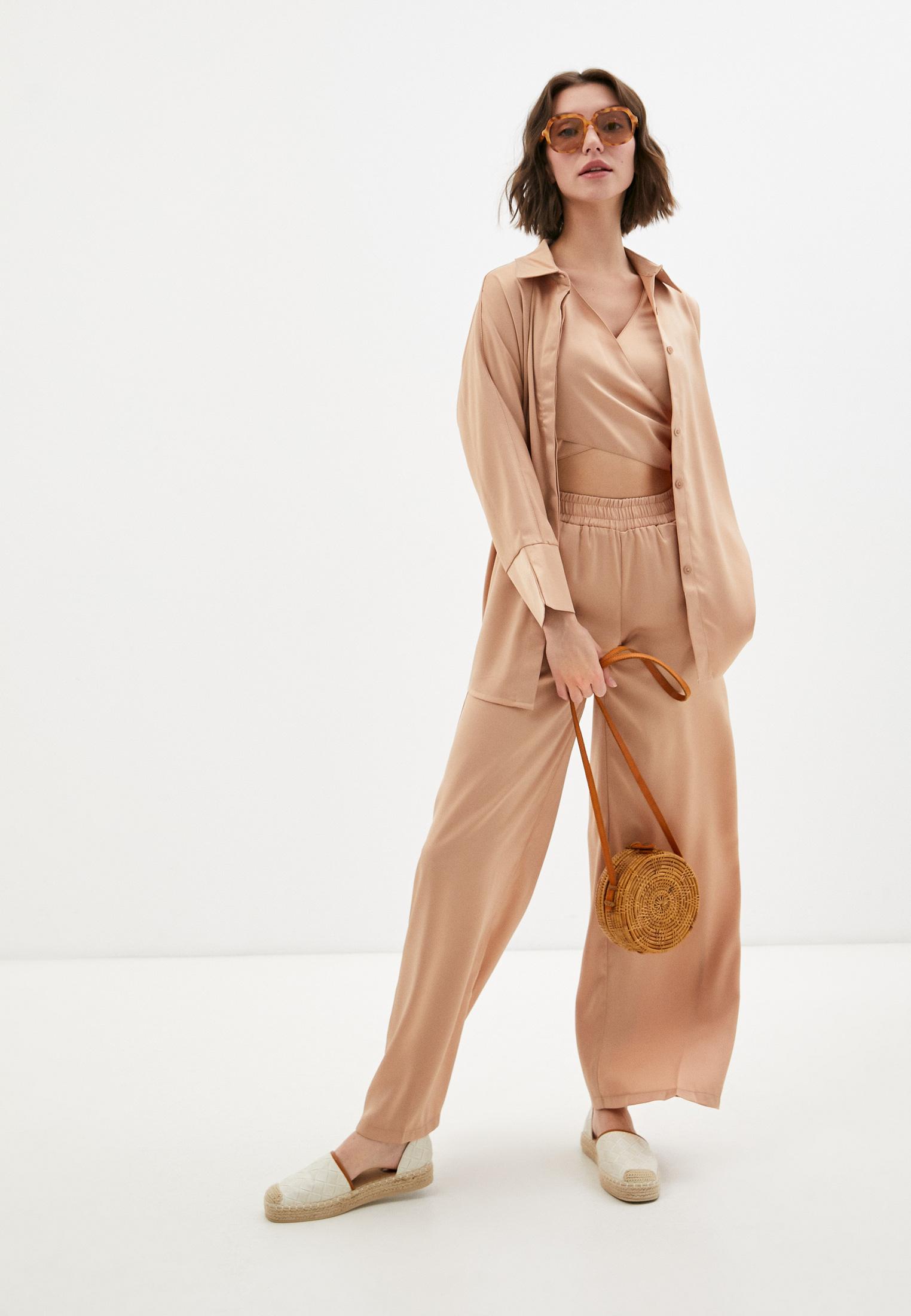 Костюм с брюками Aaquamarina В0290: изображение 1