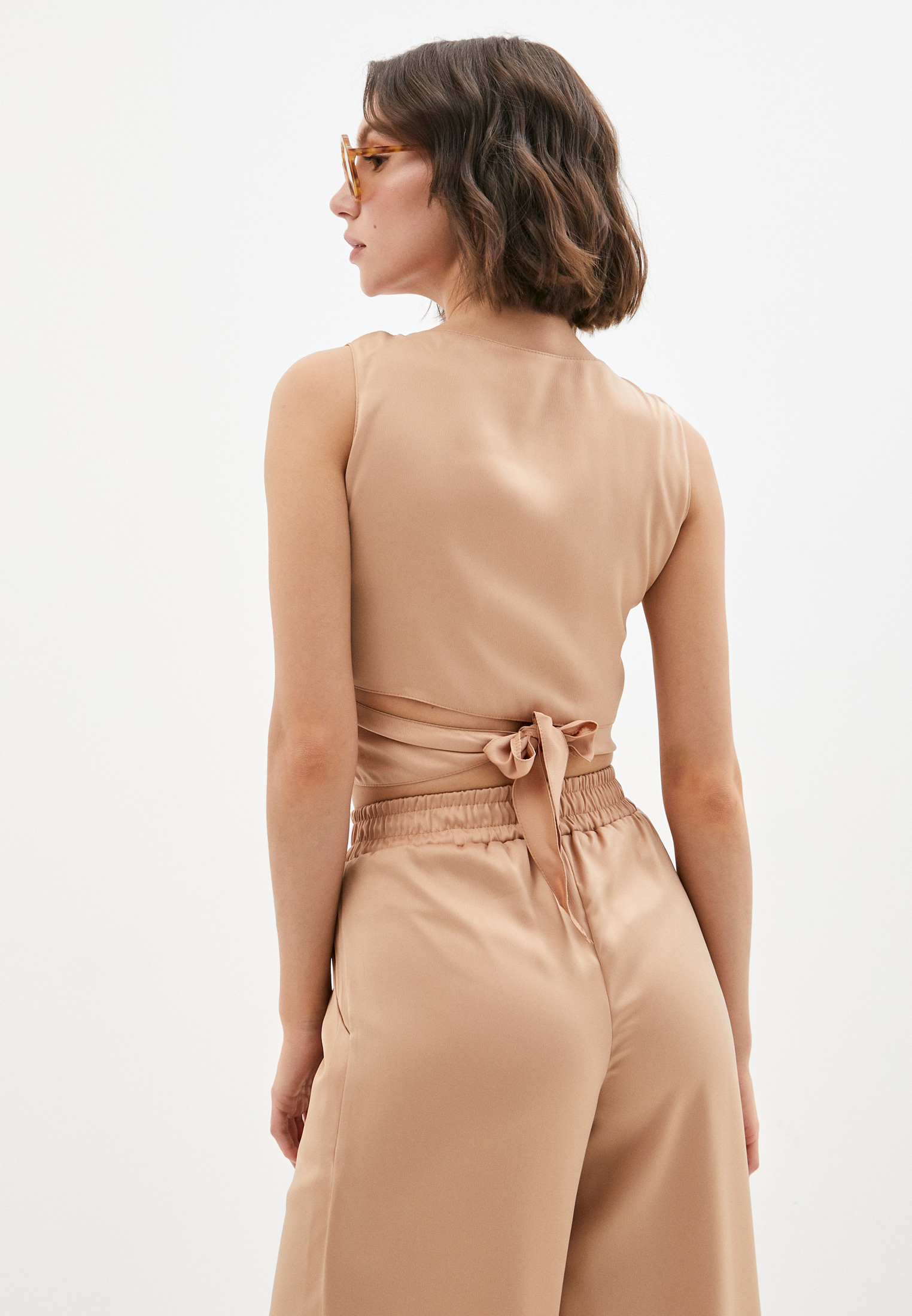 Костюм с брюками Aaquamarina В0290: изображение 7