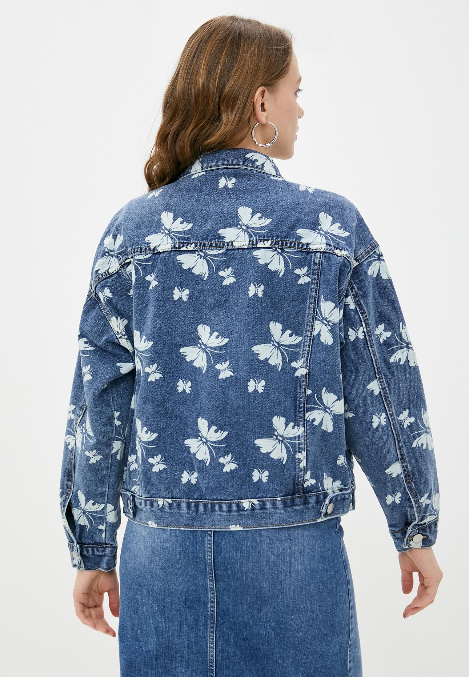 Джинсовая куртка Aaquamarina В0443: изображение 3