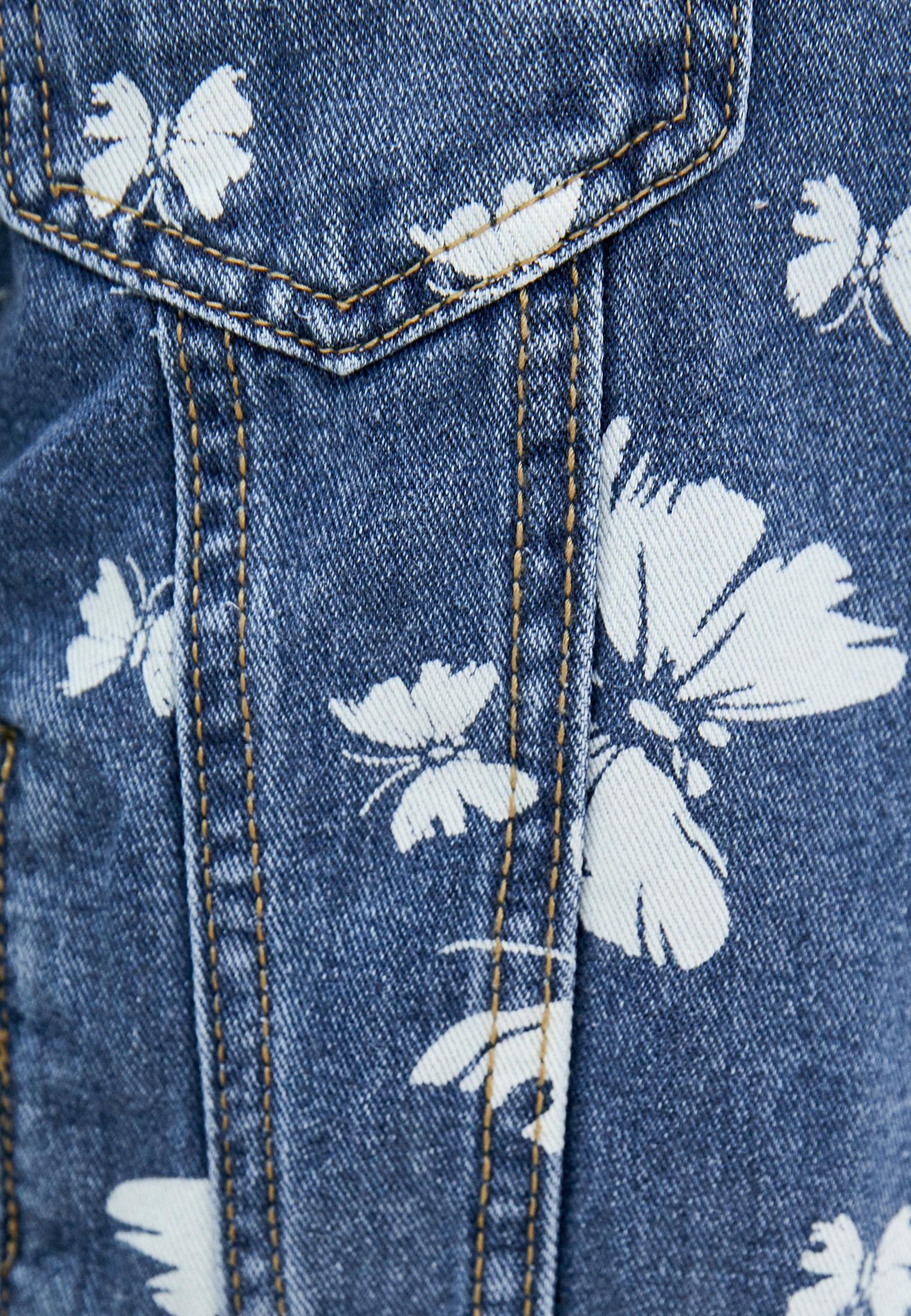 Джинсовая куртка Aaquamarina В0443: изображение 4