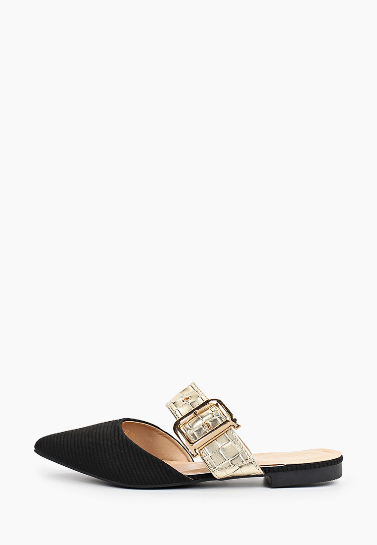 Женские сабо Ideal Shoes F98-3533