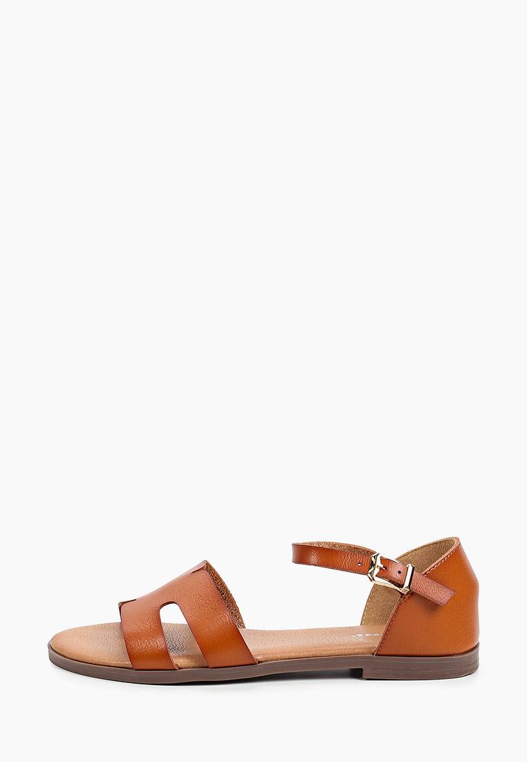 Женские сандалии Ideal Shoes F98-7823