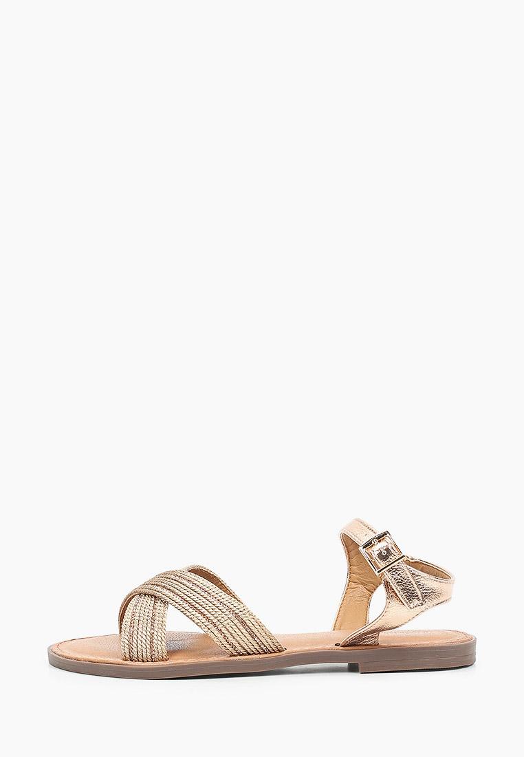 Женские сандалии Ideal Shoes F98-7829