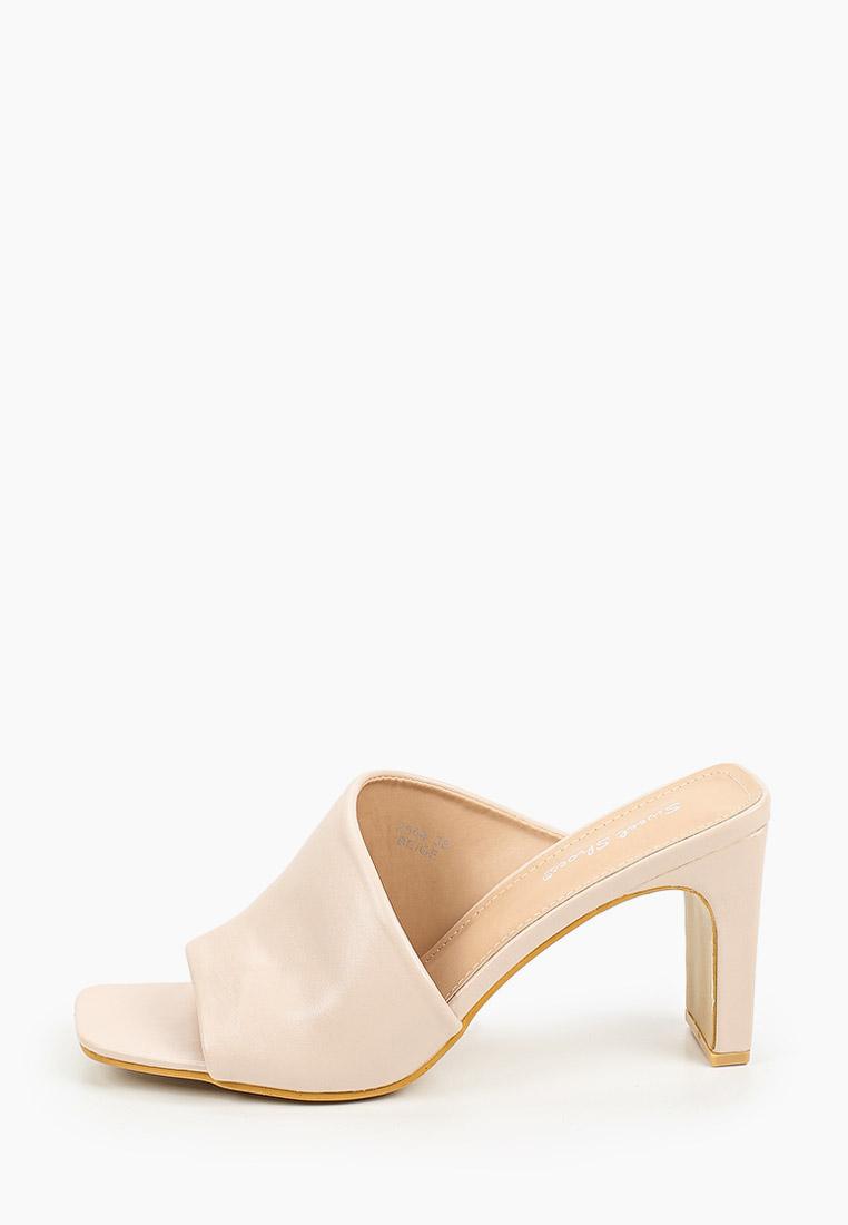 Женские сабо Sweet Shoes F20-2568
