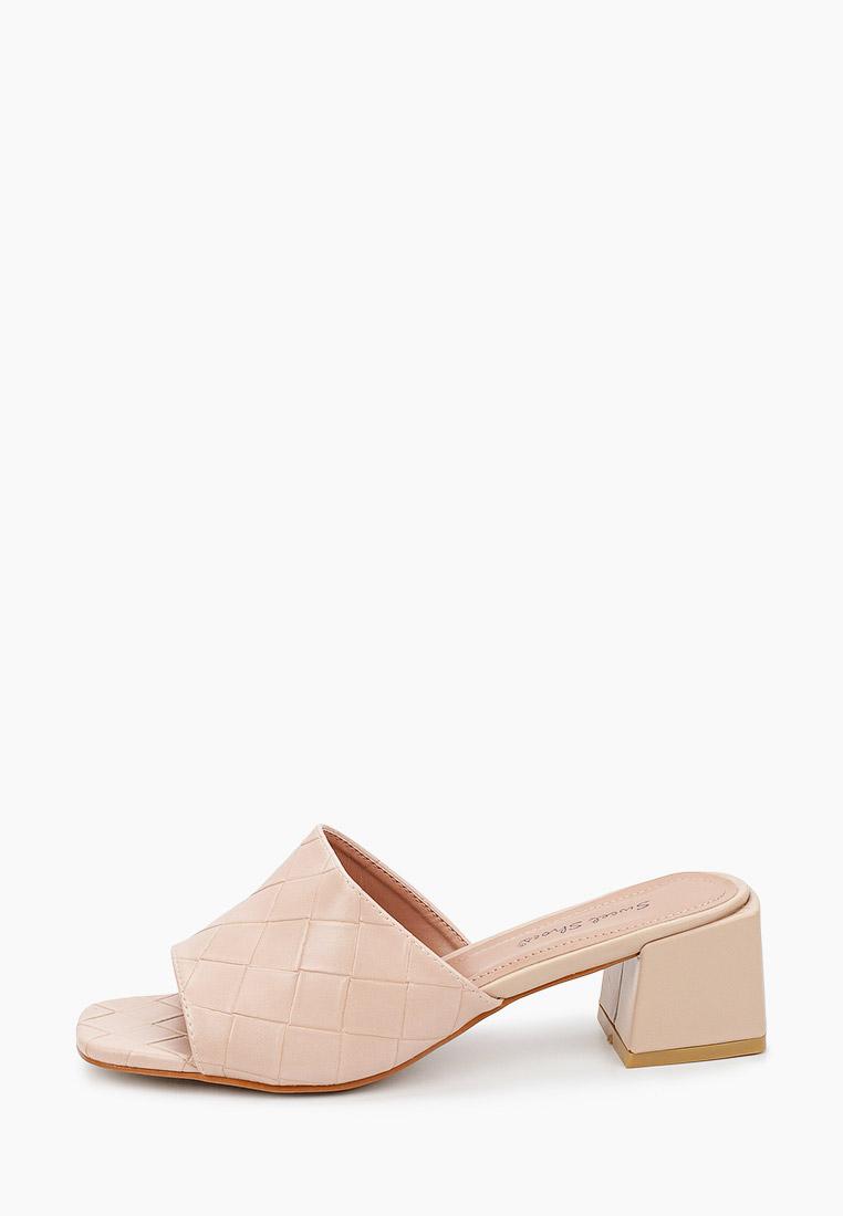 Женские сабо Sweet Shoes F20-9207
